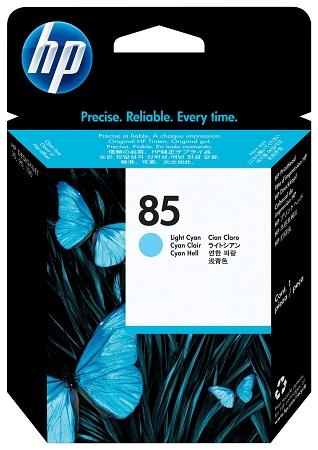 HP 85 (C9423A) Light Cyan...