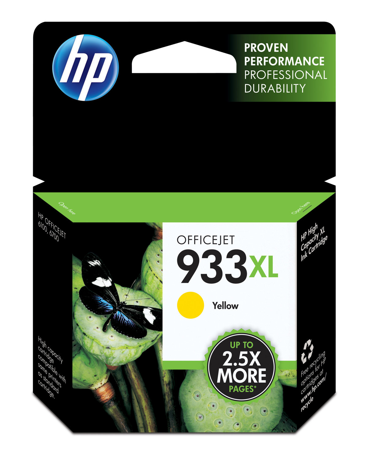 HP 933XL (CN056AN) High Yield...