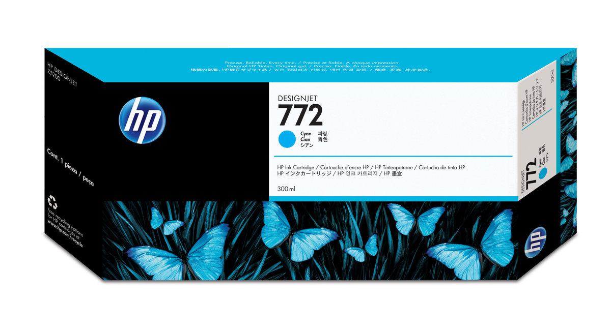 HP 772 (CN636A) Cyan Original...