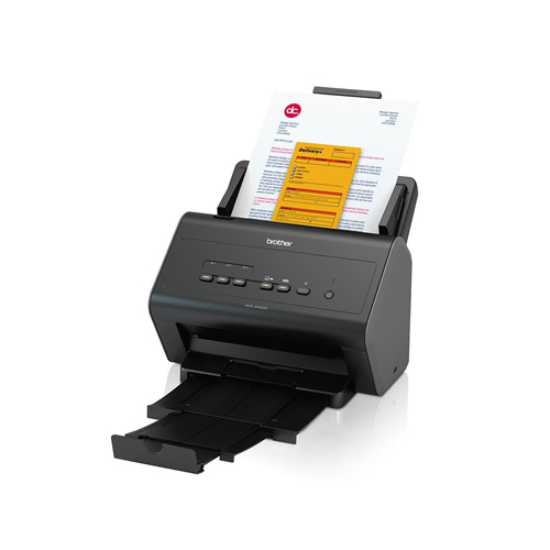 Brother ADS-2400N Network Document Scanner for Mid to Large Size Workgroups (30ppm/60ipm)