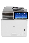 RICOH  MP C407 Color Laser Multifunction Printer  (417847)