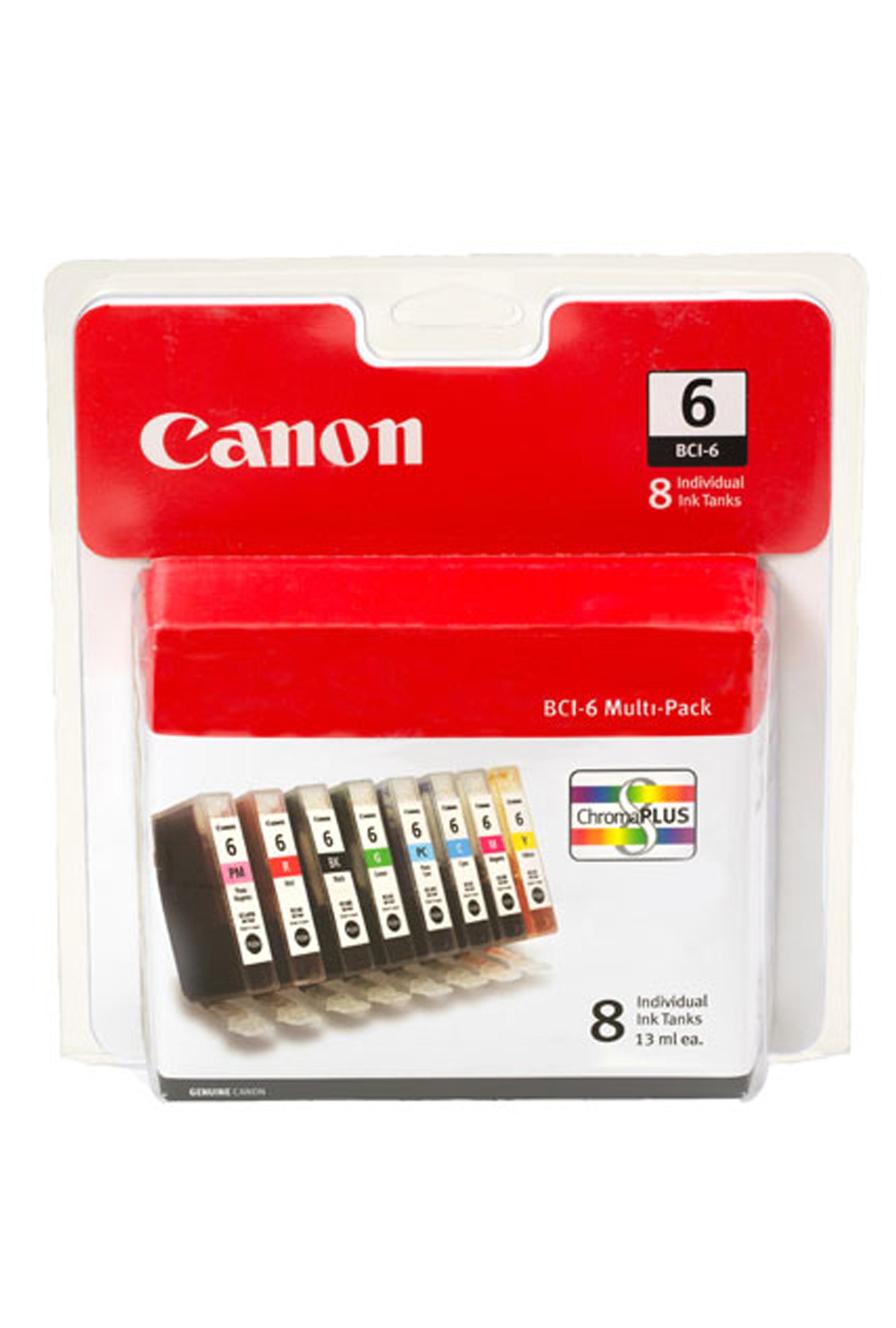 Canon BCI-6 8 Multi Pack (4705A026)