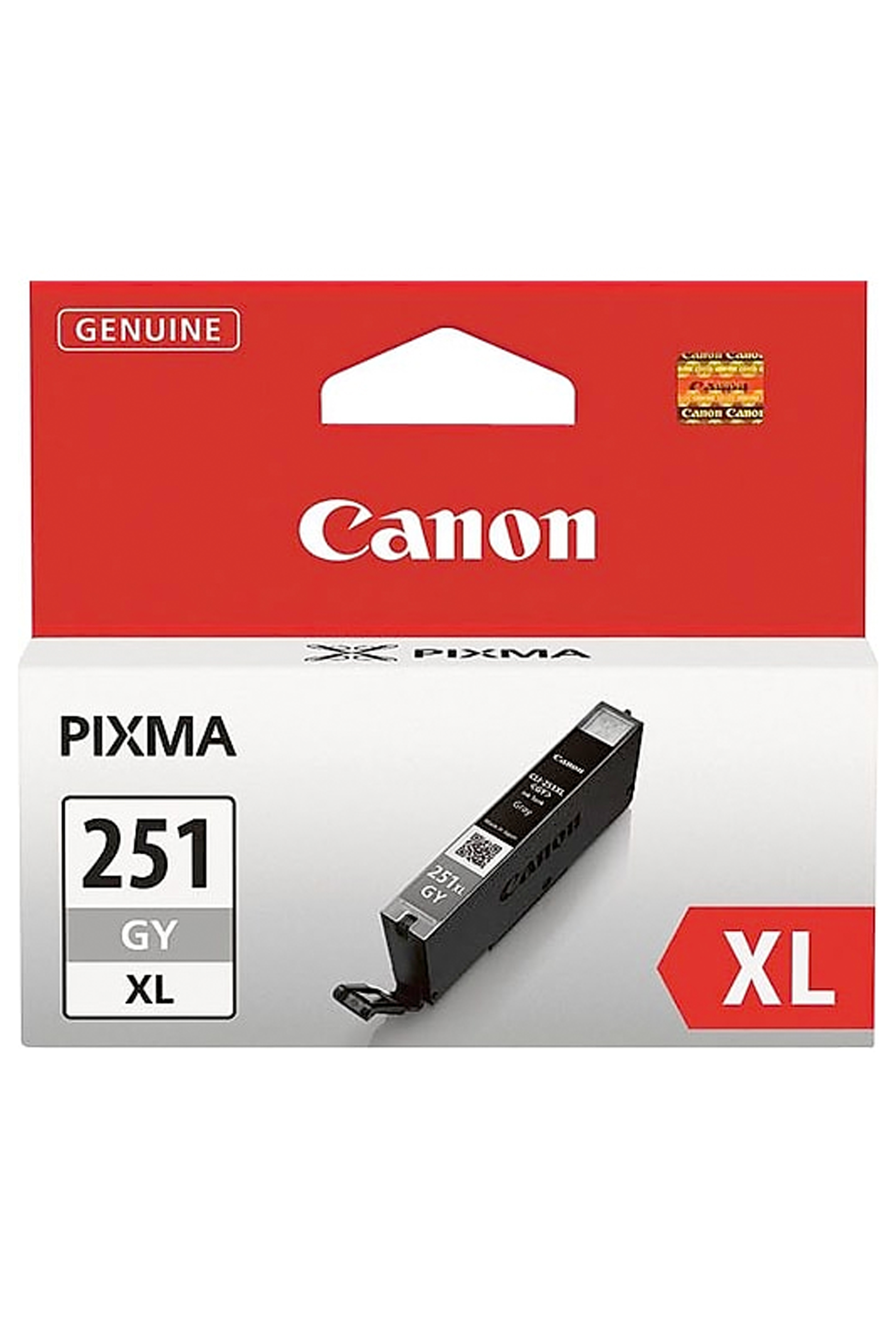 Canon CLI-251XL Gray Ink Tank (6452B001)