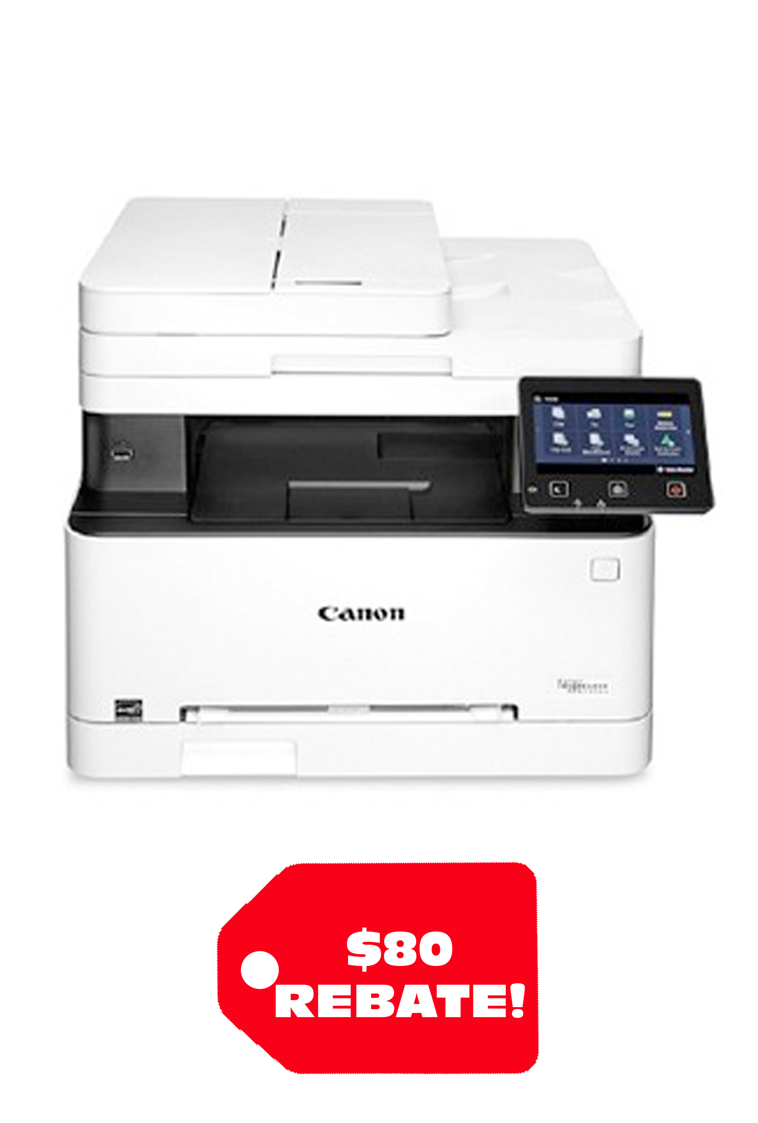 Canon Color imageCLASS MF644Cdw - All in One (22ppm)