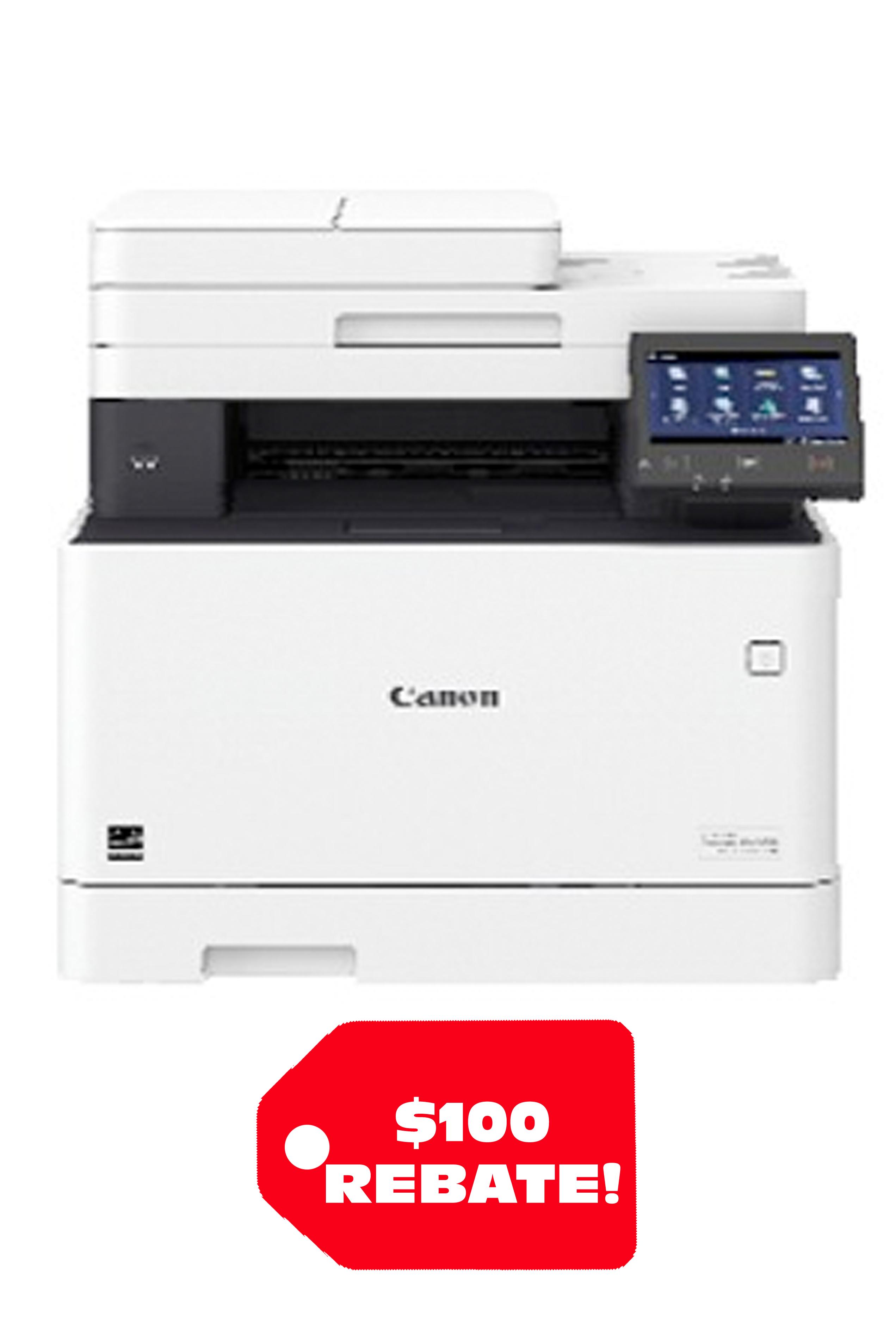 Canon Color imageCLASS MF741Cdw MFP (28ppm)