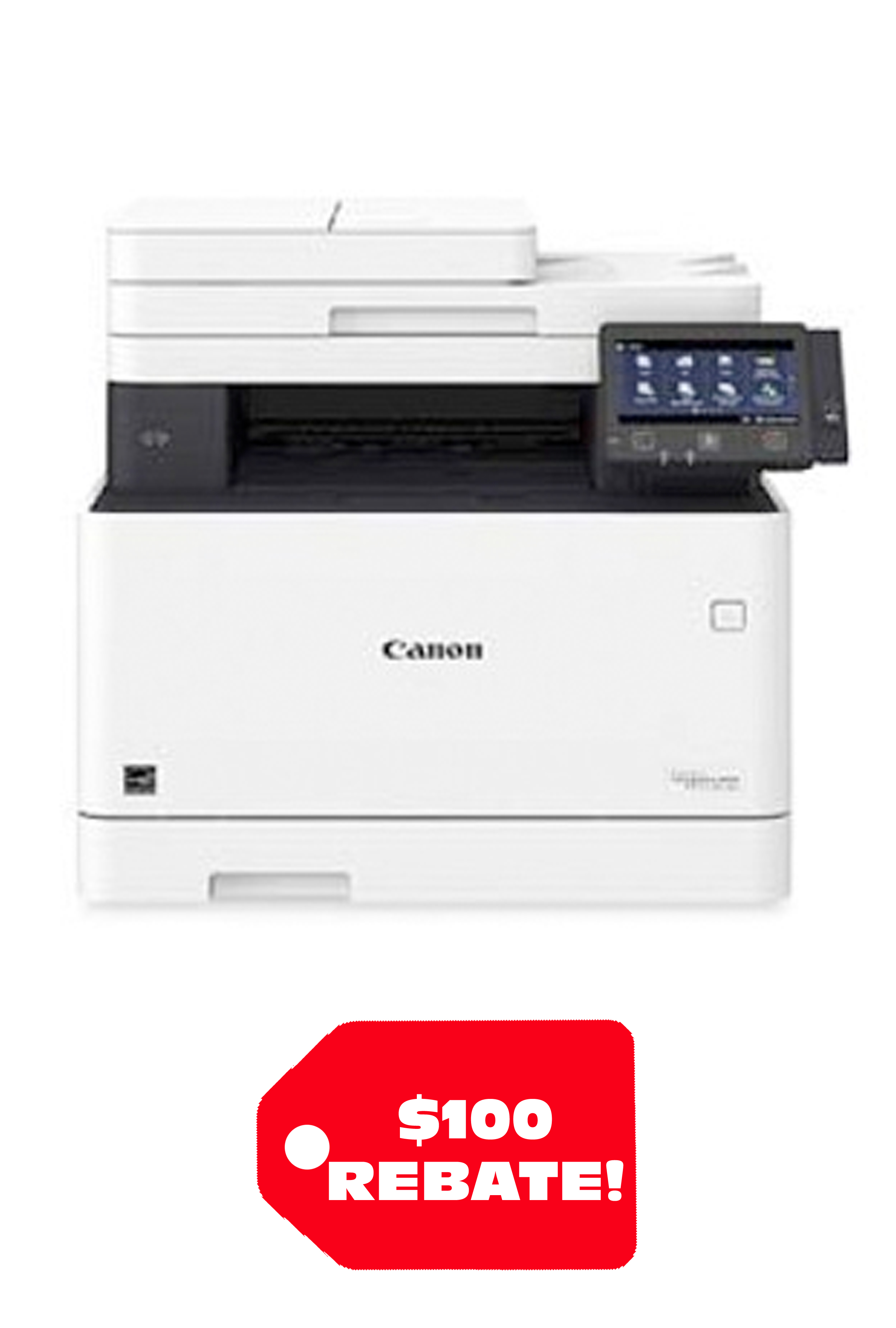 Canon Color imageCLASS MF743Cdw - All in One (28ppm)