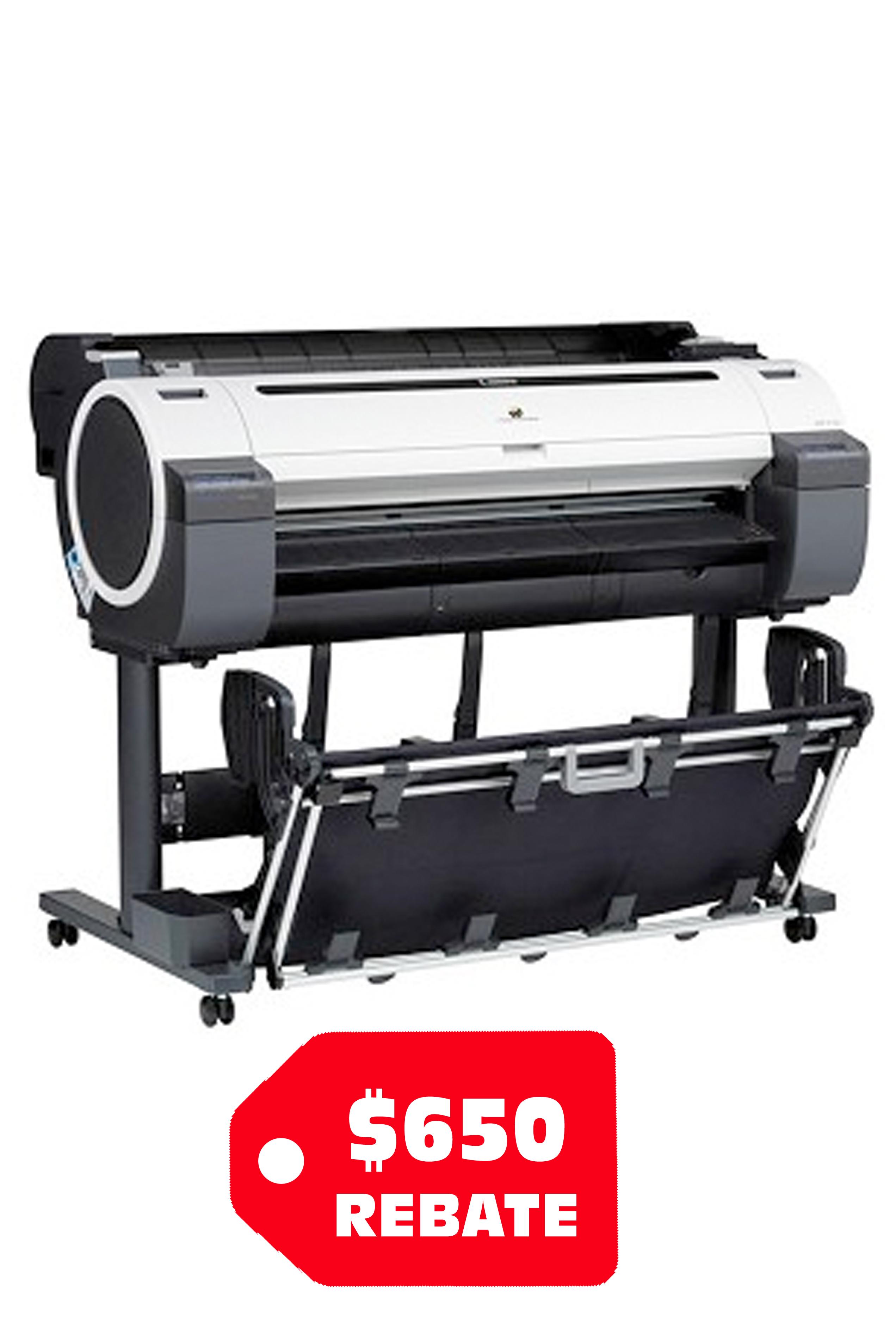 Canon imagePROGRAF iPF770 MFP M40