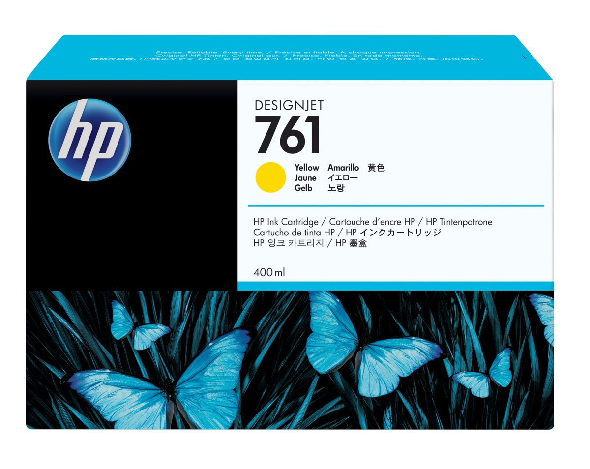 HP 761 (CM992A) Yellow Original...