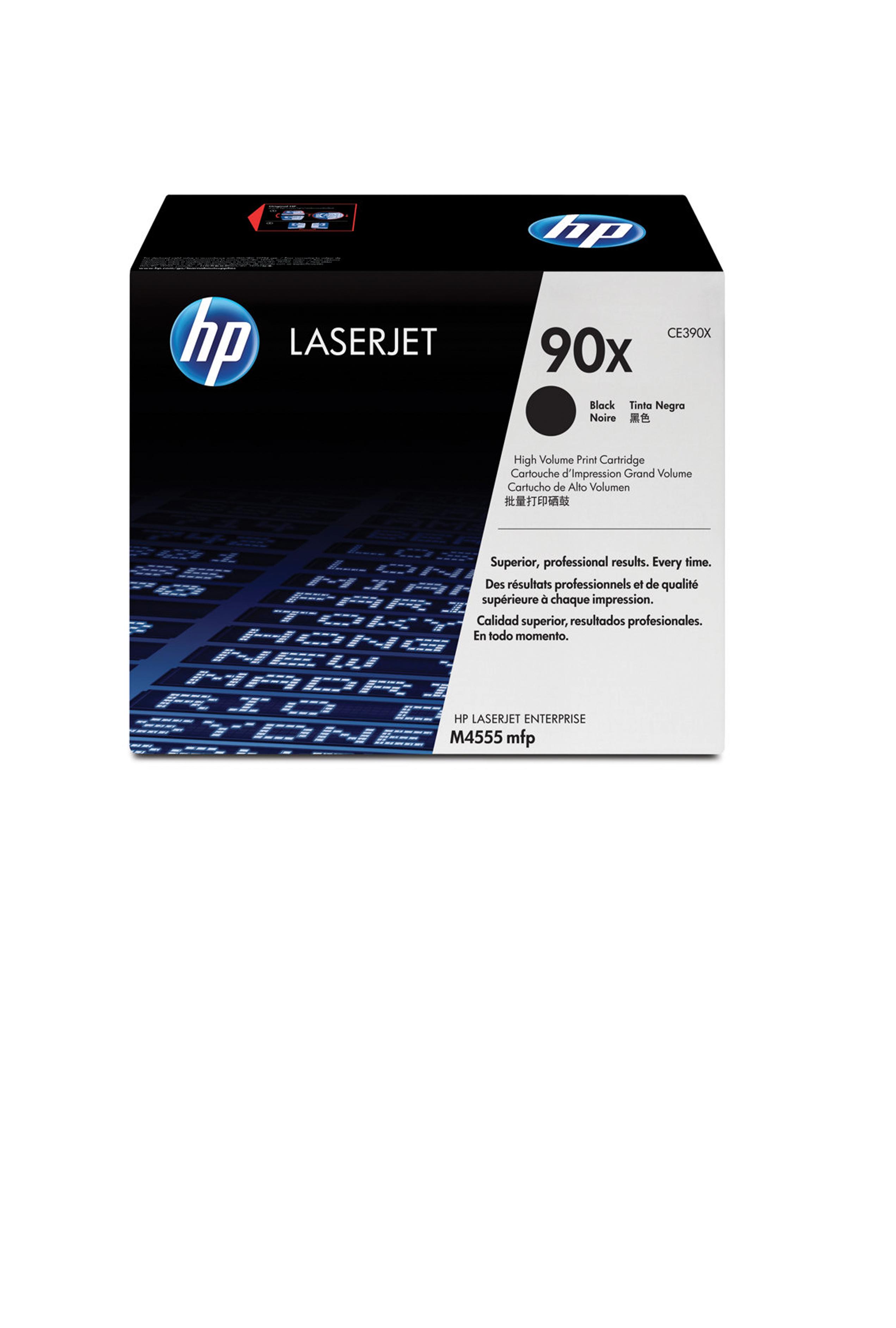 HP Laserjet High Volume Cartrdige (CE390XC)