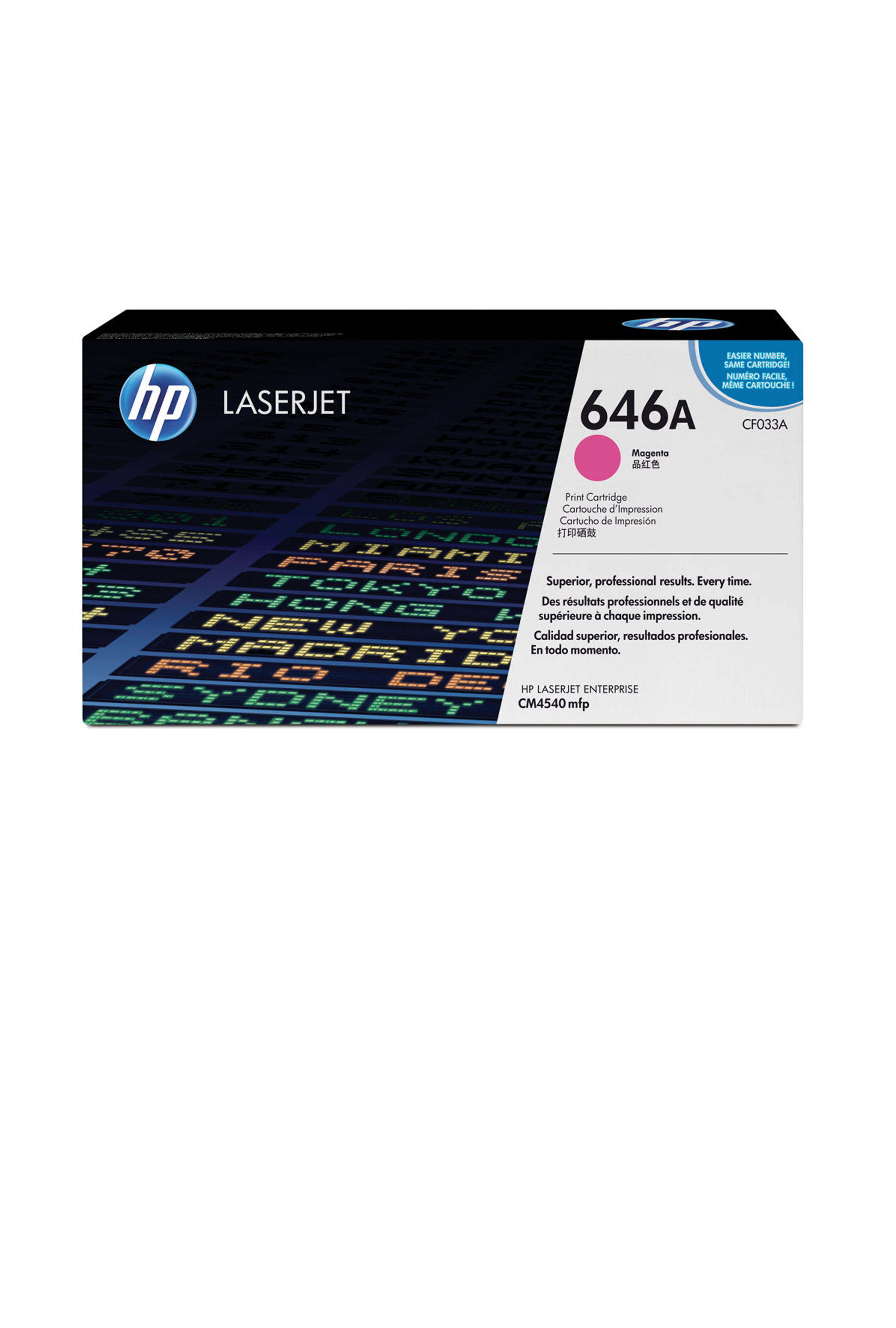 HP Laserjet Print cartridge Magenta (CF033AC)