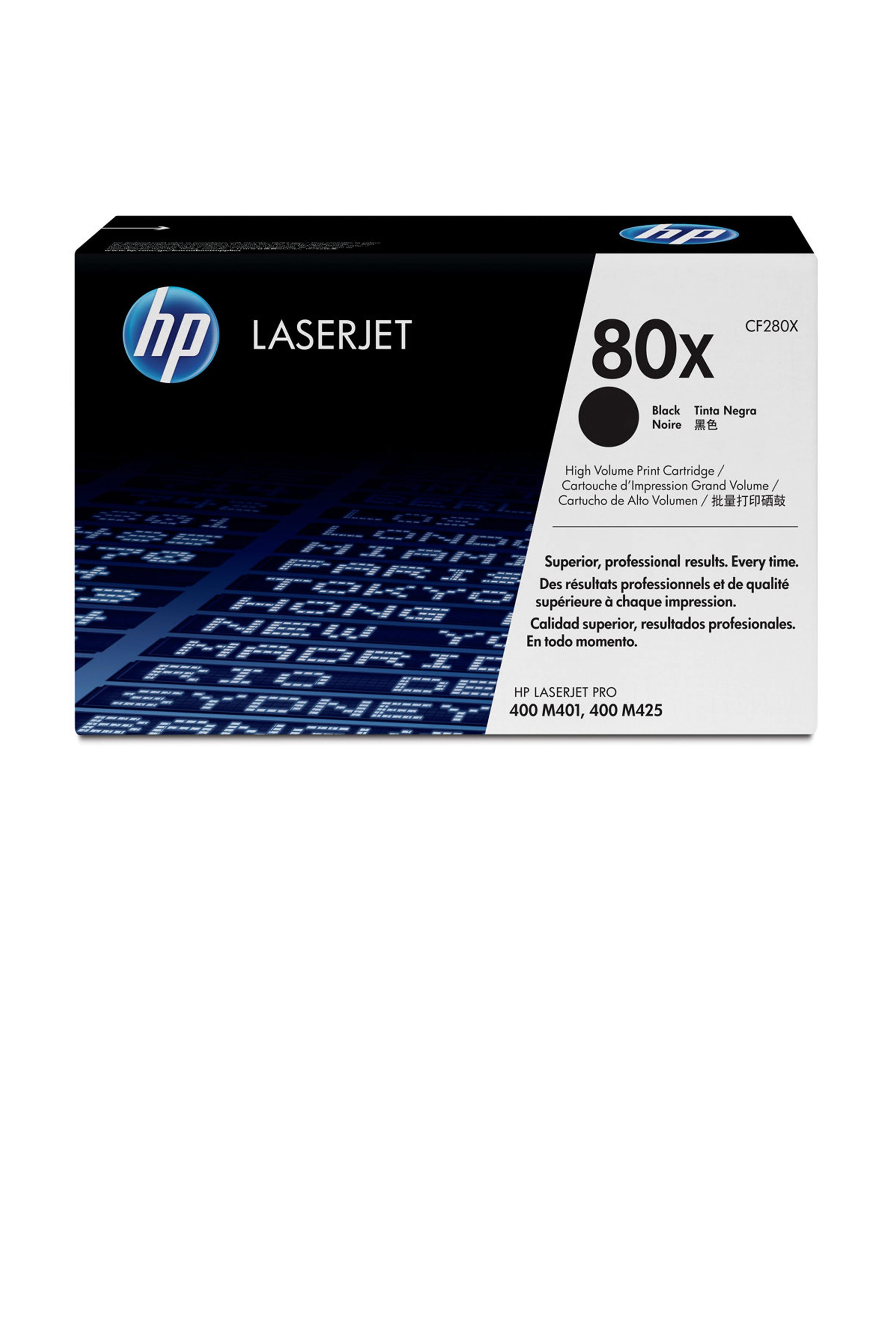 HP High Volume Print Cartridge (CF280XC)