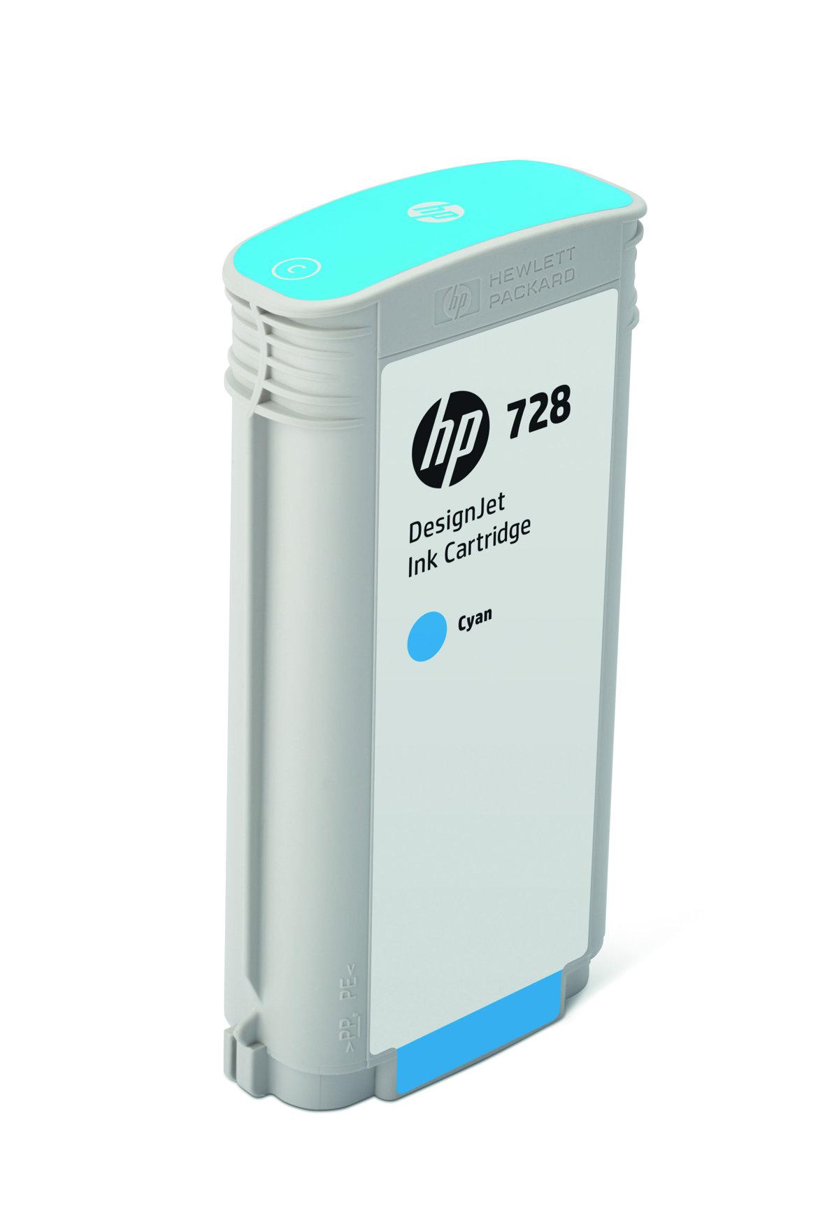 HP 728 (F9J67A) Cyan Original...