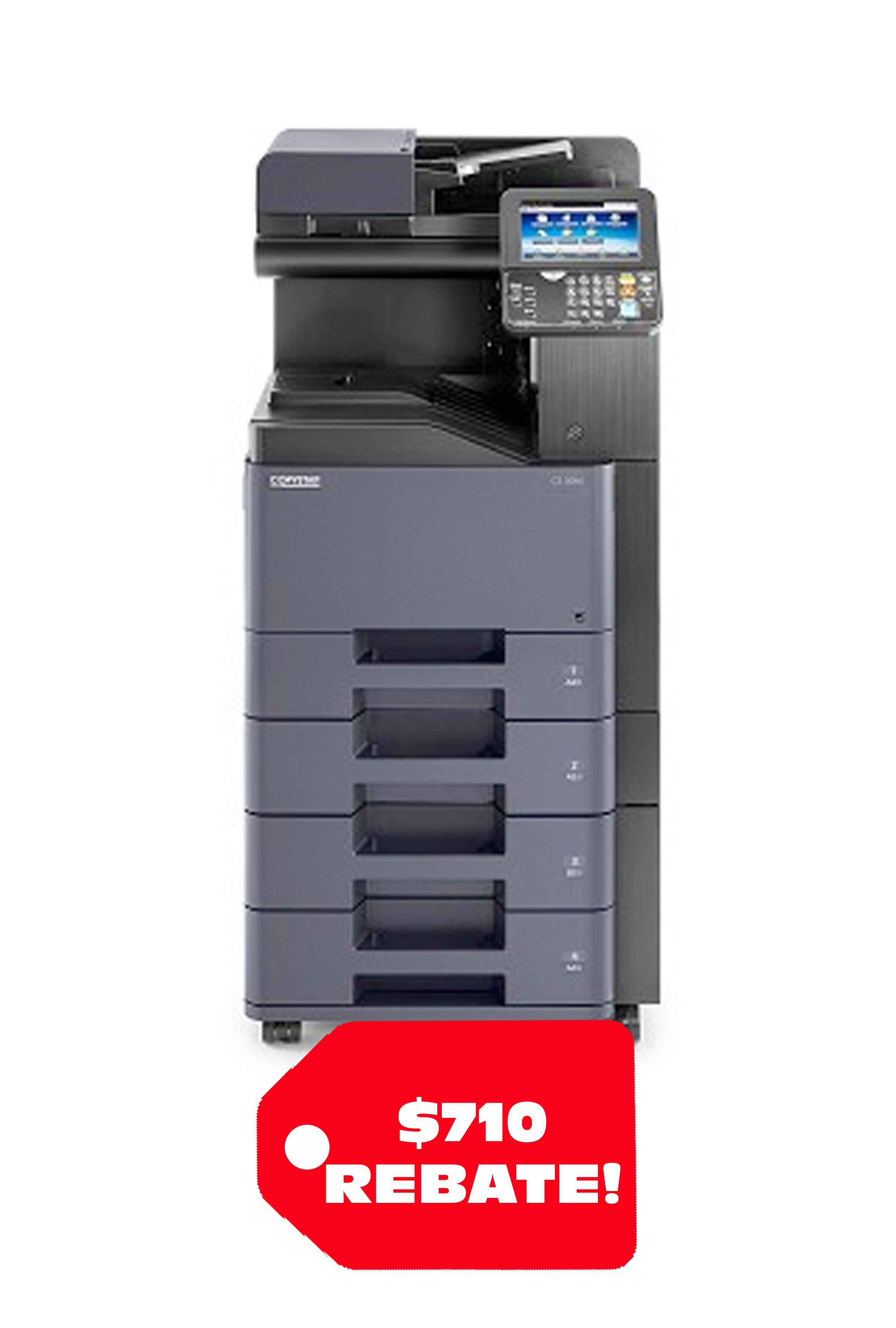 Copystar CS 308ci 32 PPM A4 Color MFP