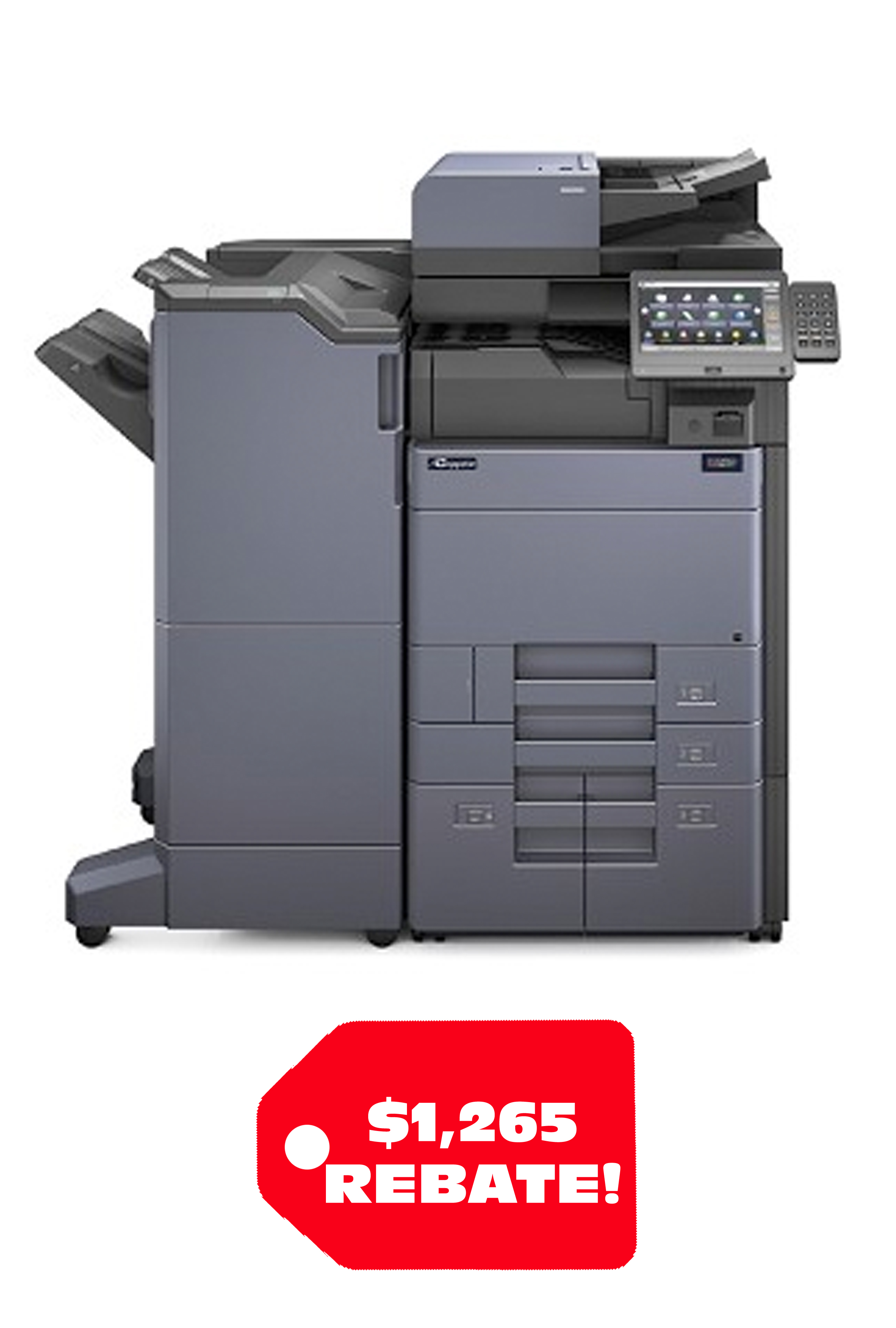 Copystar COPYSTAR CS 3253CI A3 COLOR MFP (32/32PPM)