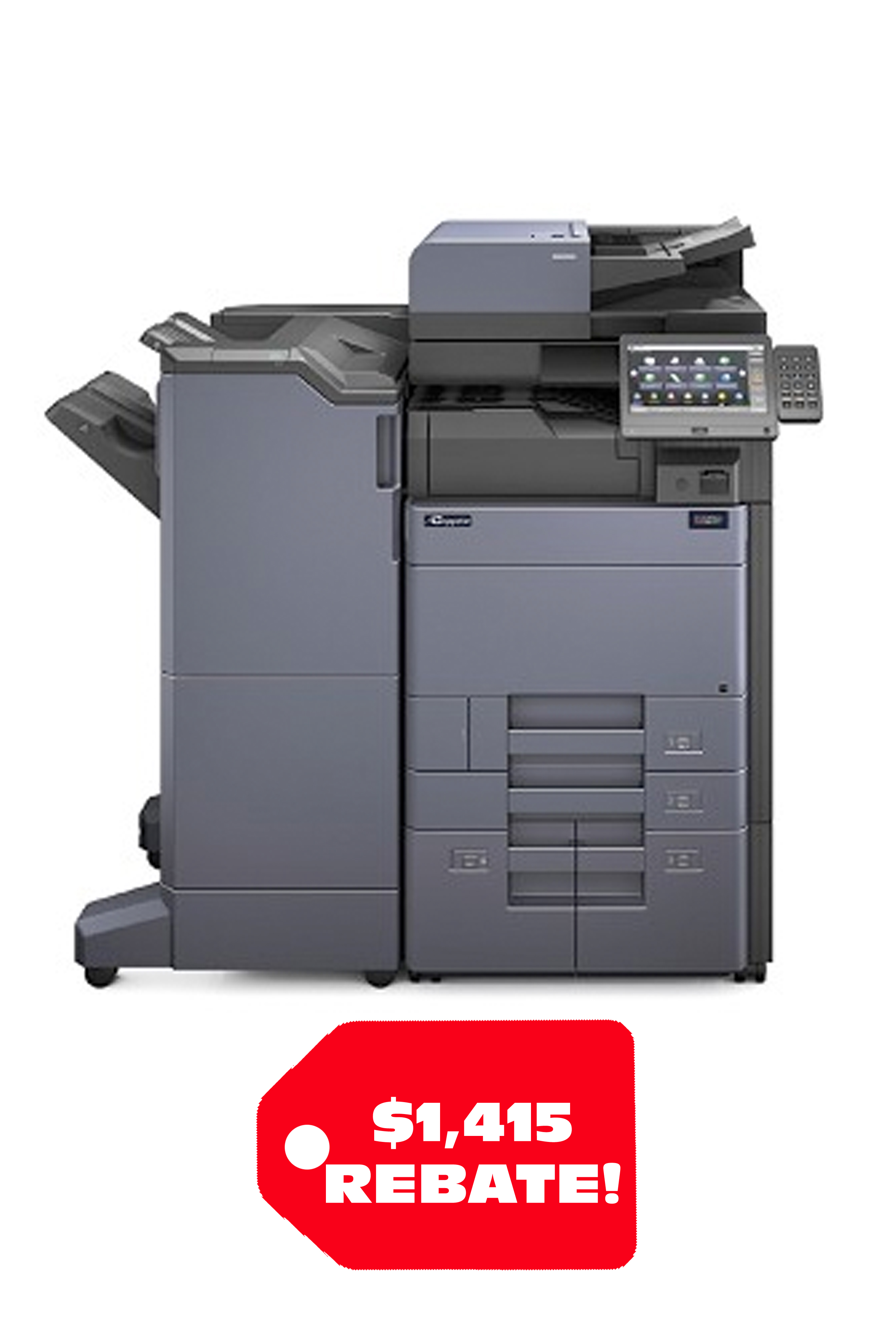 Copystar COPYSTAR CS 3253CI A3 COLOR MFP (32/32PPM) PACKAGE 1