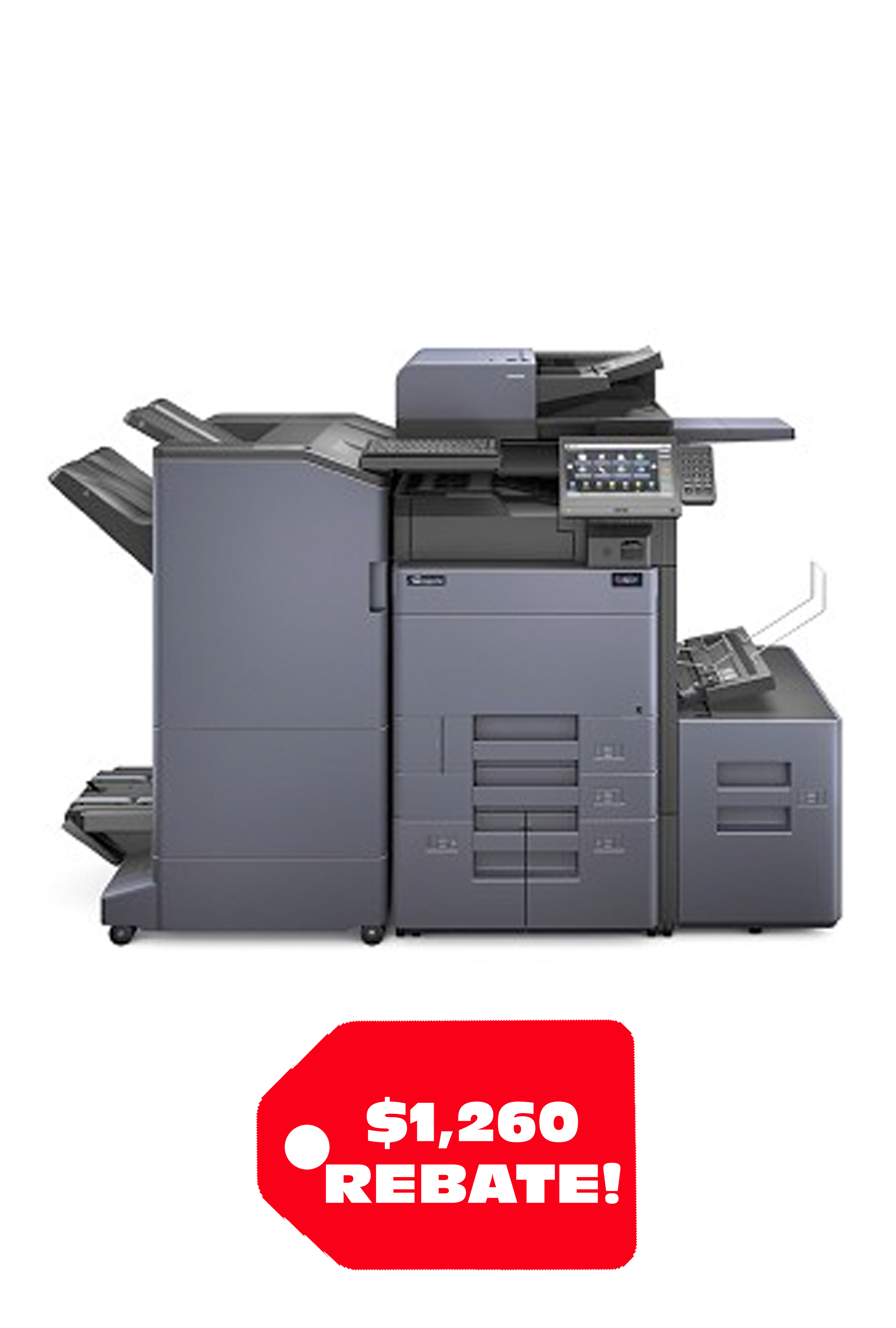 Copystar COPYSTAR CS 3553ci (35/35 PPM) A3 Color MFP