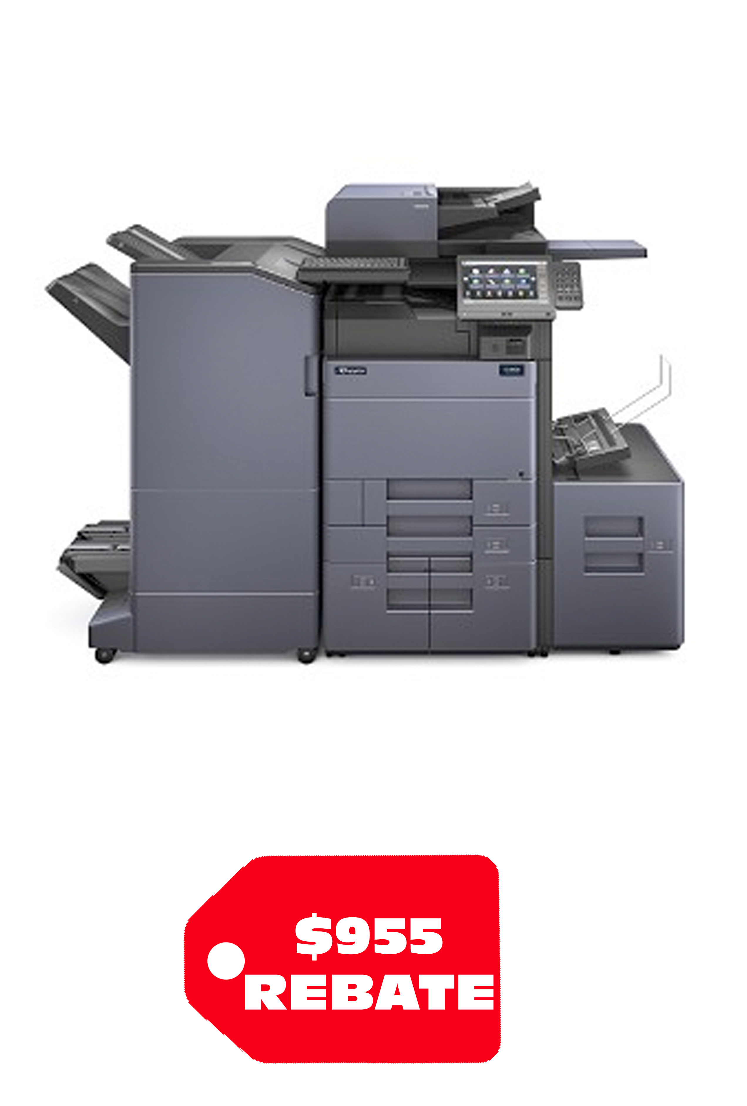 Copystar COPYSTAR CS 4003i (40 PPM) A3 B&W MFP