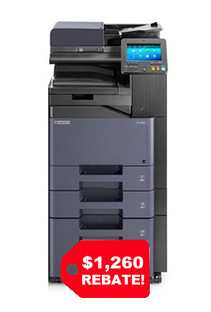 Copystar CS 408ci 42 PPM A4 Color MFP