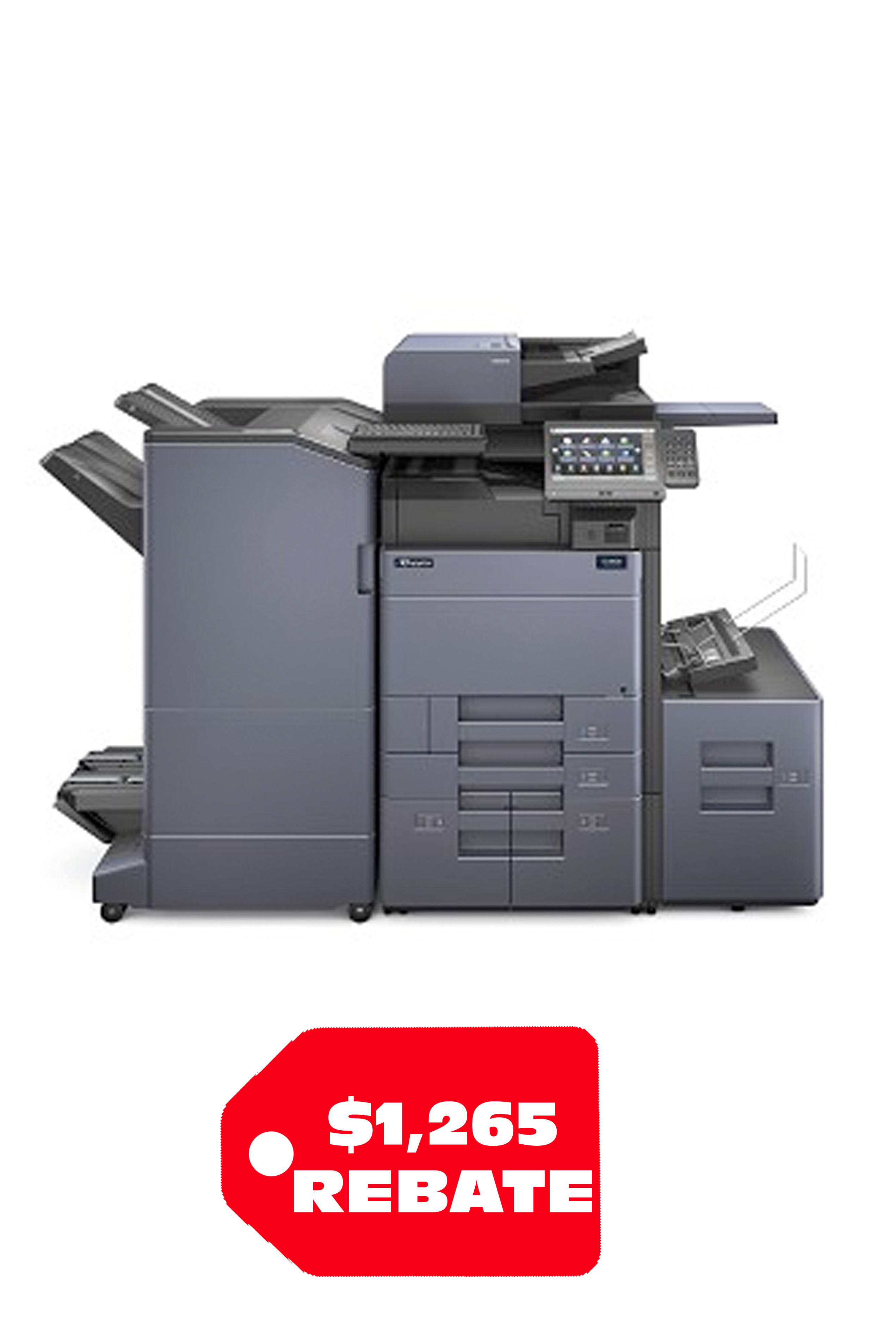 Copystar COPYSTAR CS 6003i (60 PPM) A3 B&W MFP
