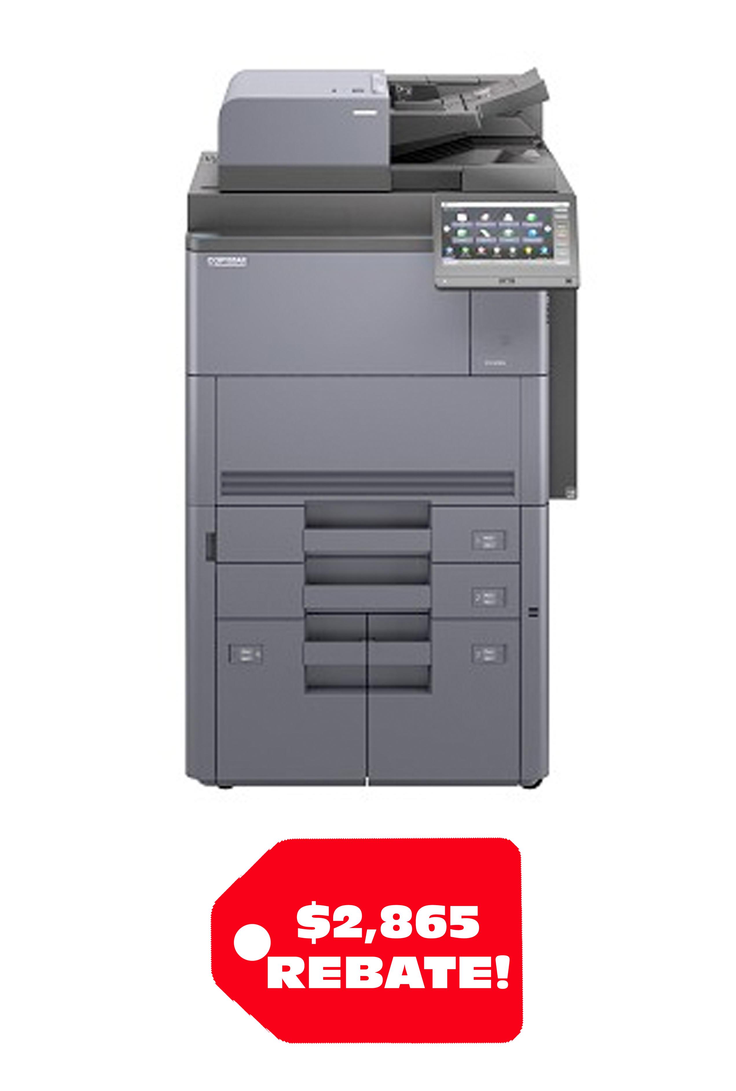 Copystar CS-7003i (70 PPM) A3 B&W MFP