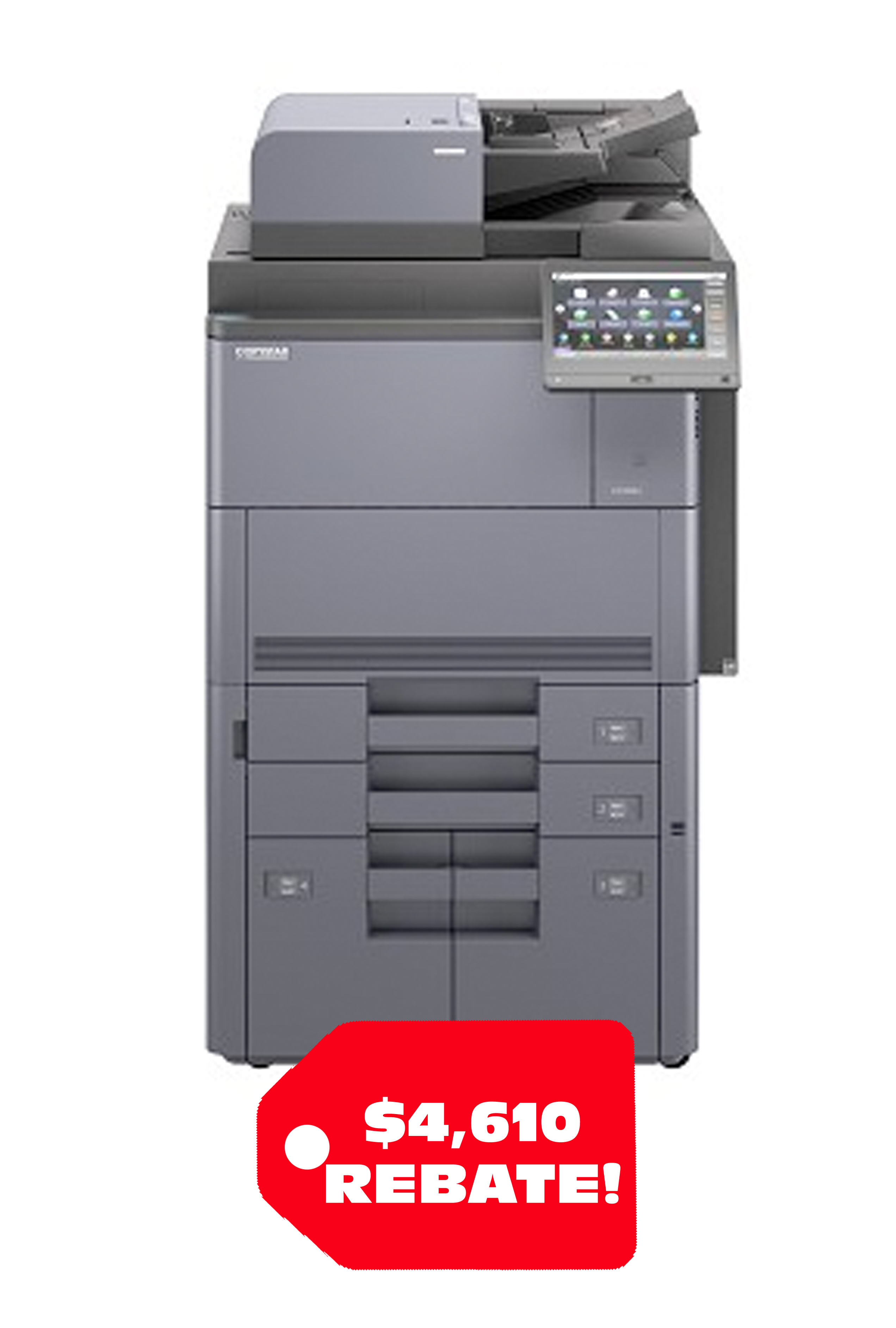 Copystar COPYSTAR CS 8353ci (83/70-PPM) A3 COLOR MFP