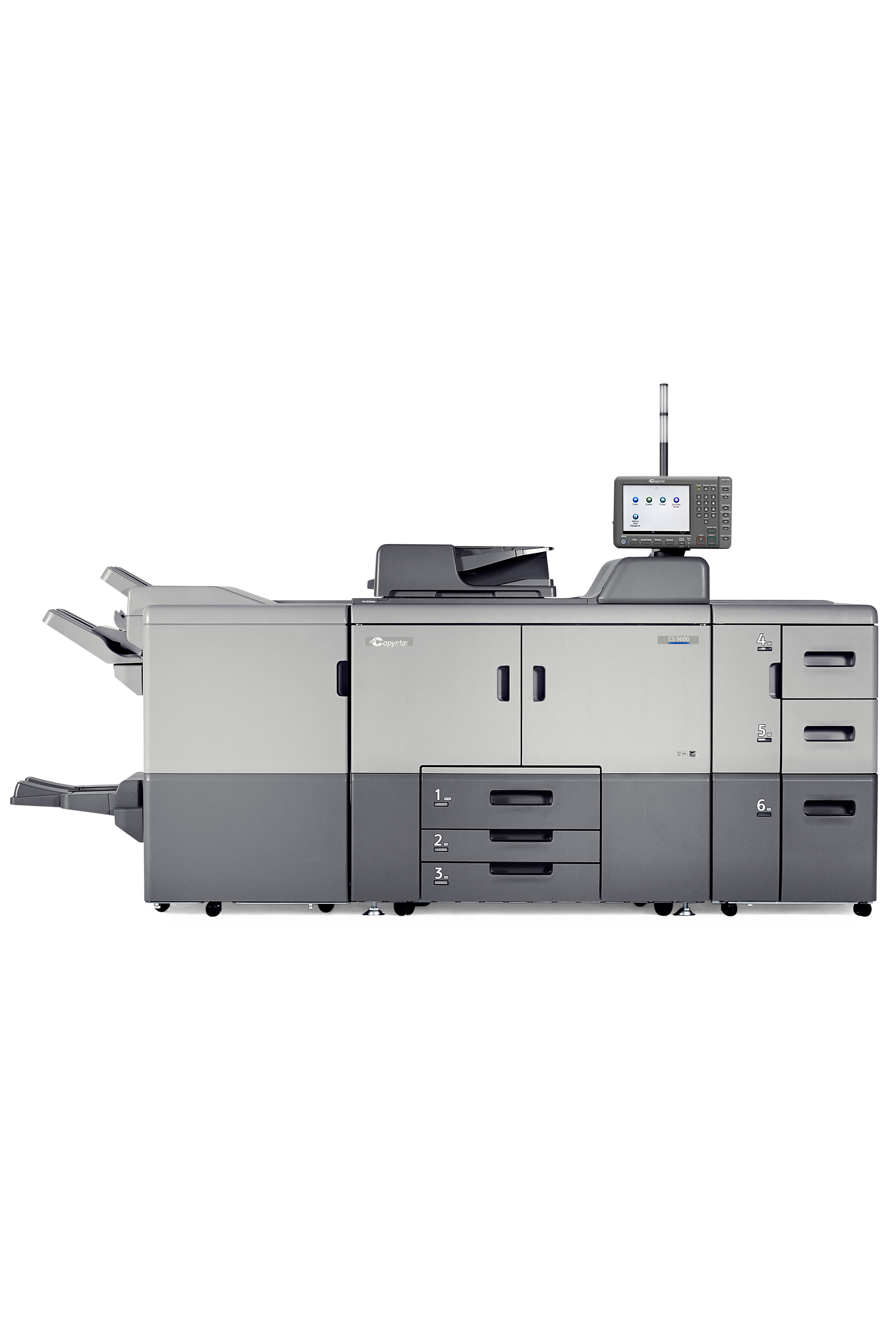Copystar CS 9600 Production B&W MFP (96ppm)