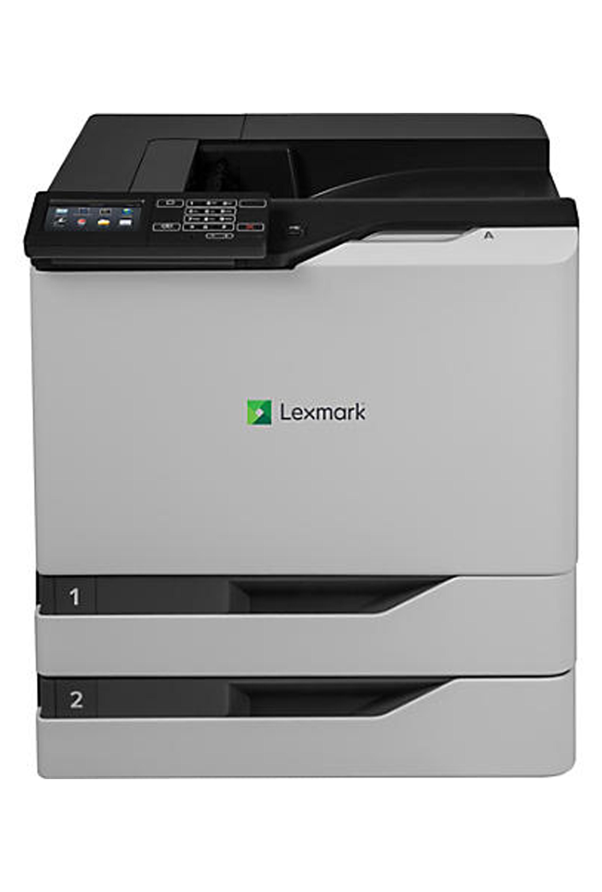 Lexmark CS820dte Laser Printer...
