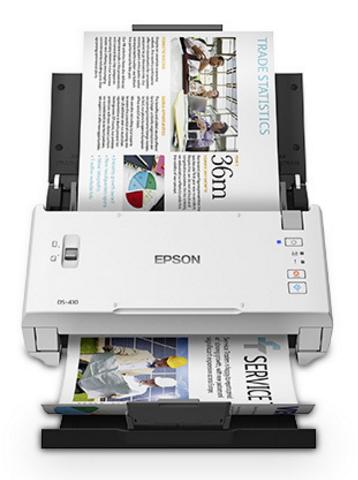 Epson DS-410 Document Scanner (26/52ppm)