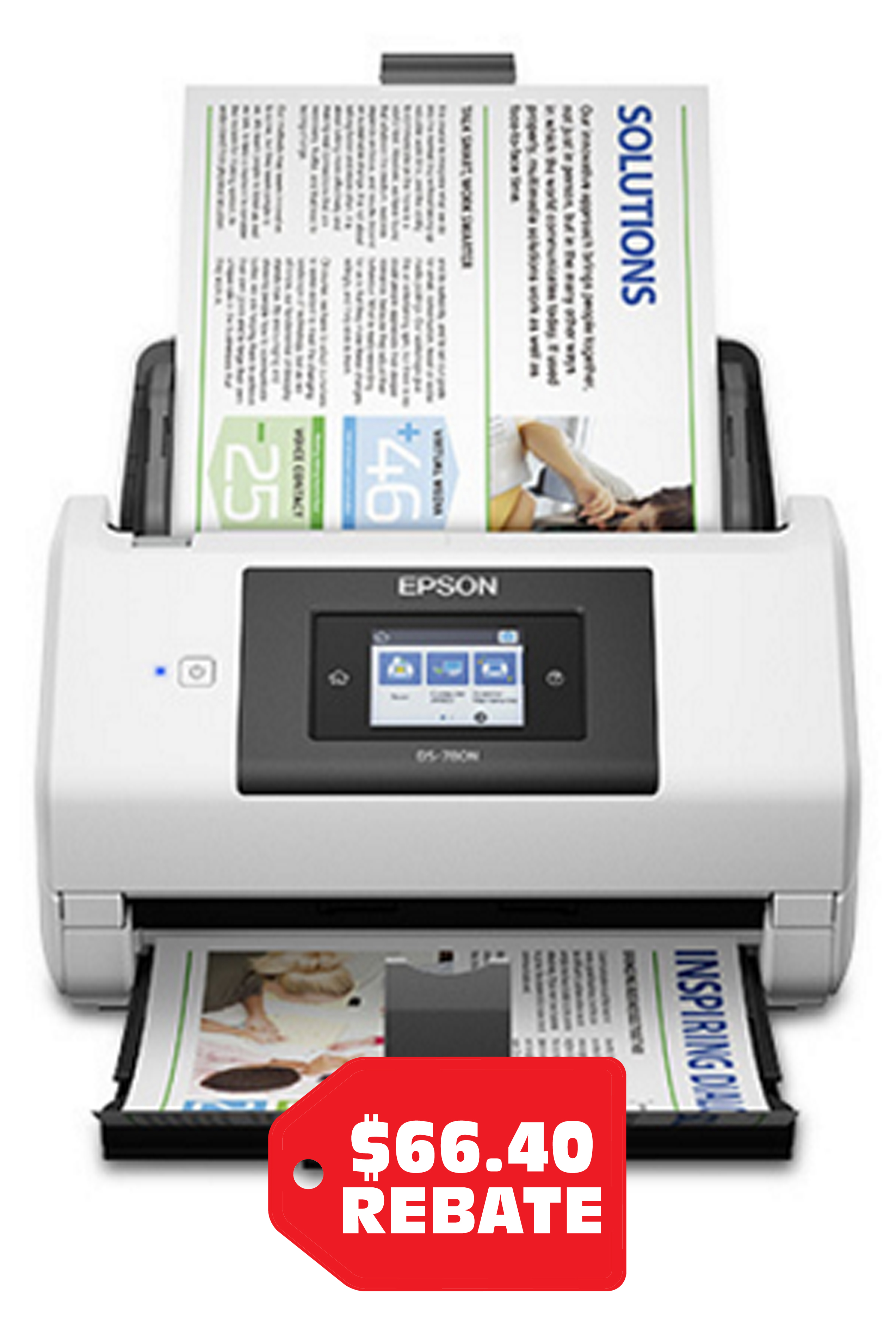 Epson DS-780N Network Color...