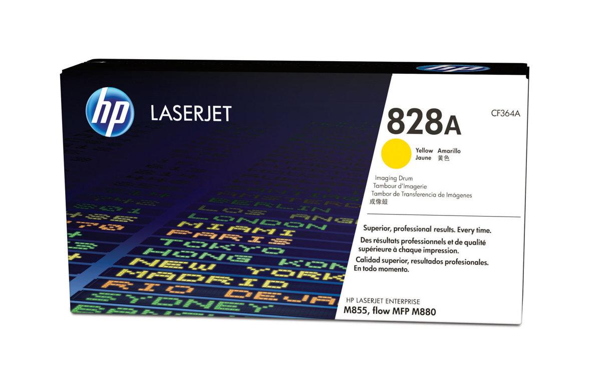 HP 828A (CF364A) Yellow Original...