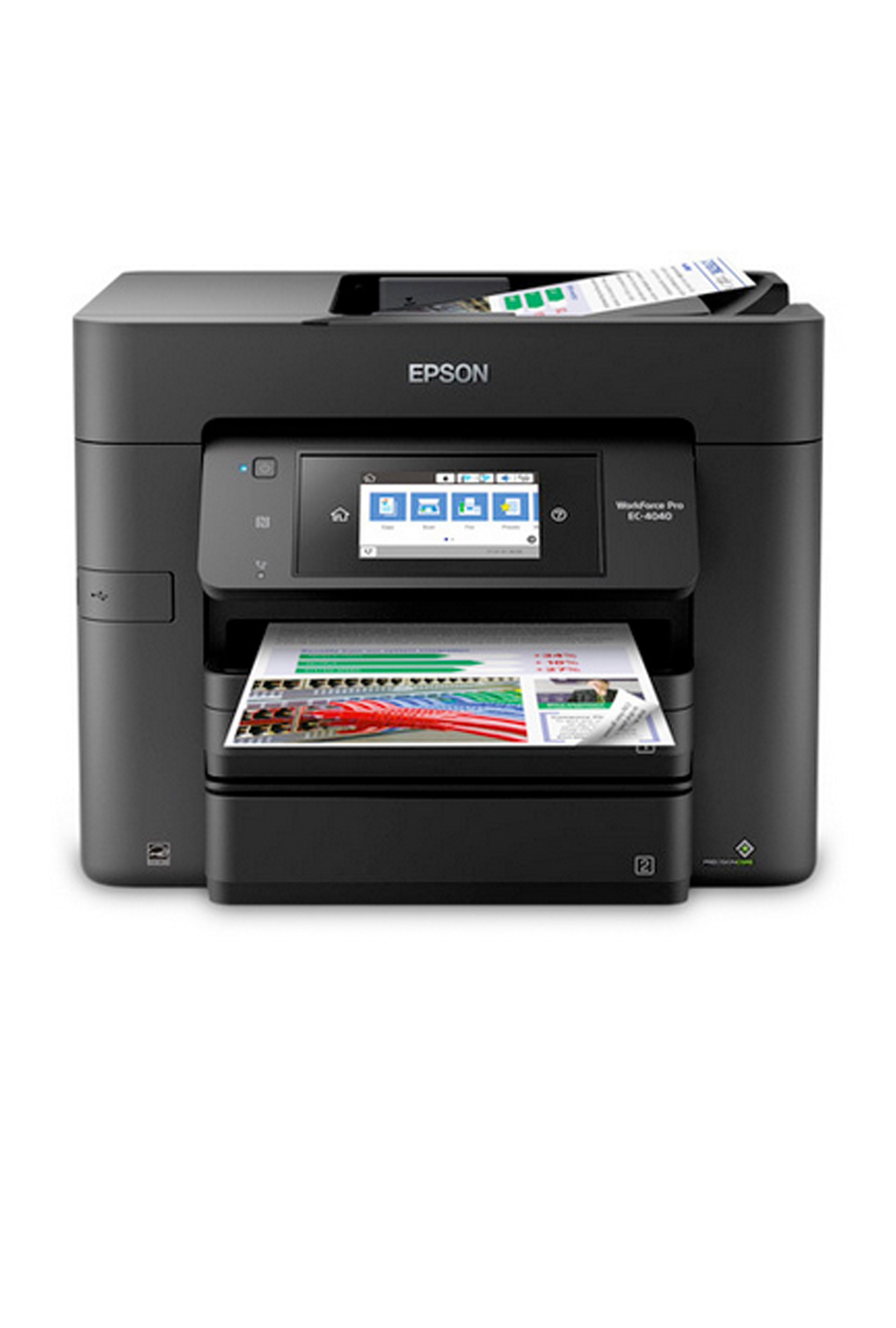 Epson EPSON WORKFORCE PRO EC-4040 COLOR INKJET MFP (22PPM)