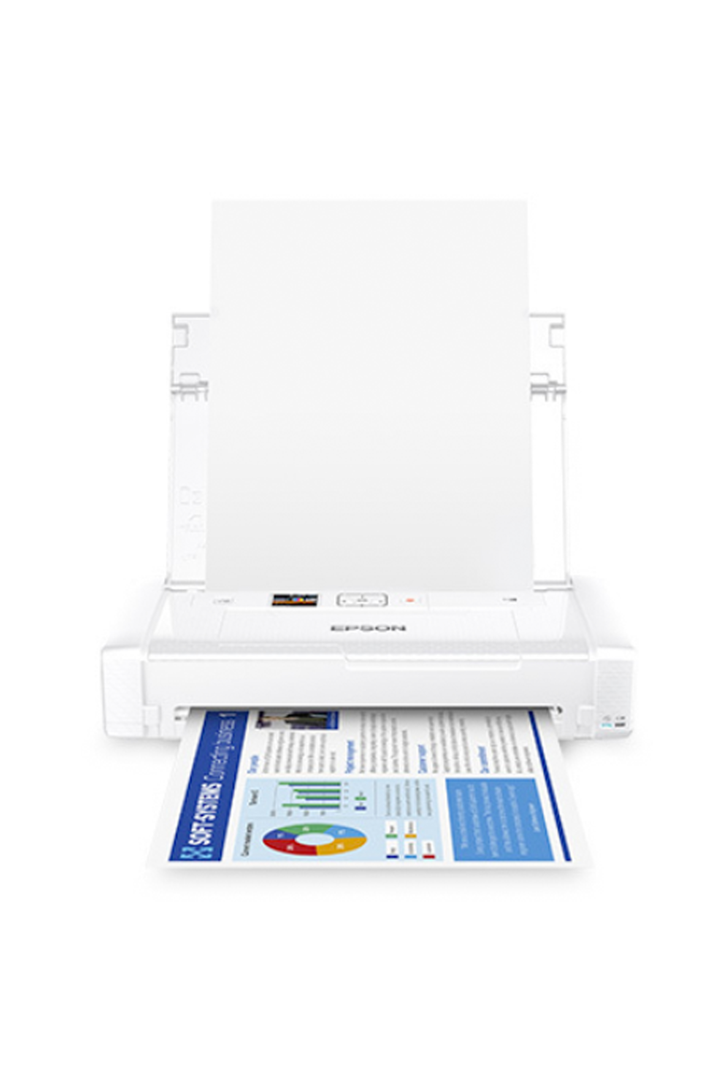 Epson WorkForce EC-C110 Wireless Mobile Color Printer
