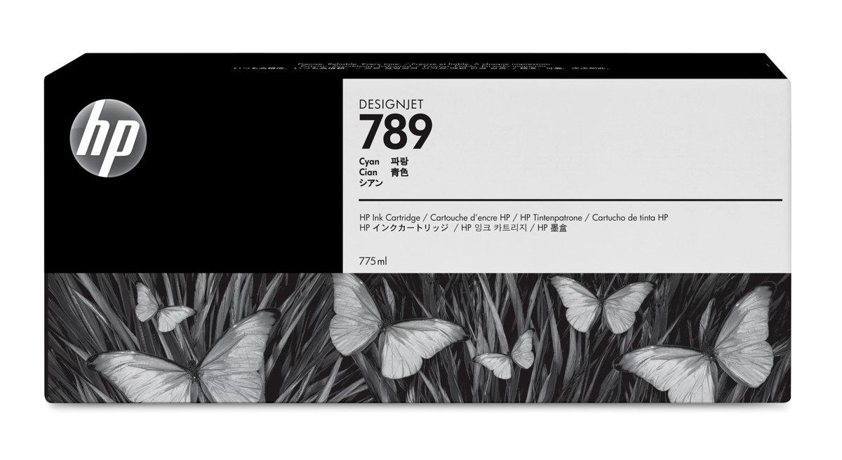 HP 789 (CH616A) Cyan Latex...
