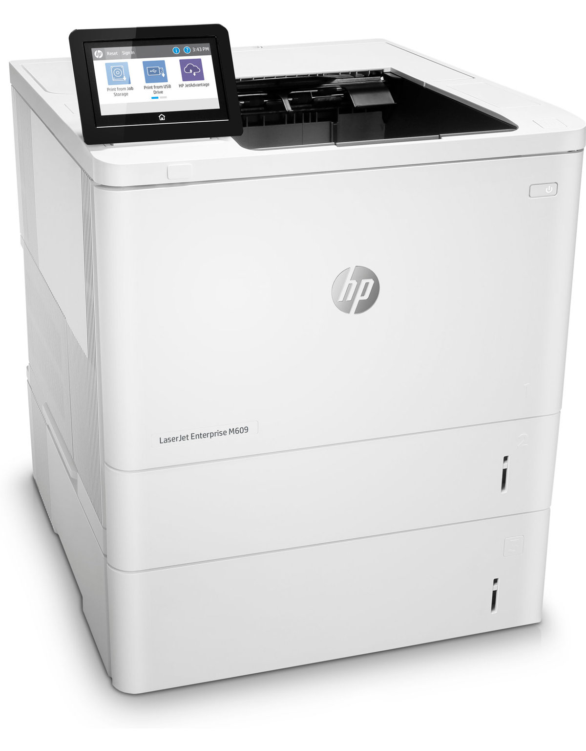 HP LaserJet Enterprise M609X...