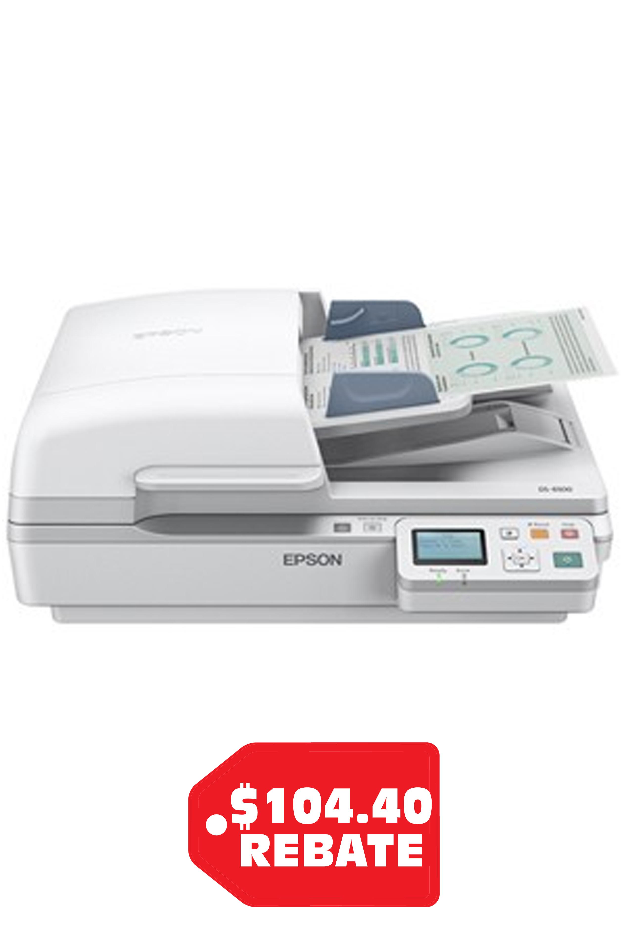 Epson WorkForce DS-7500 Color...