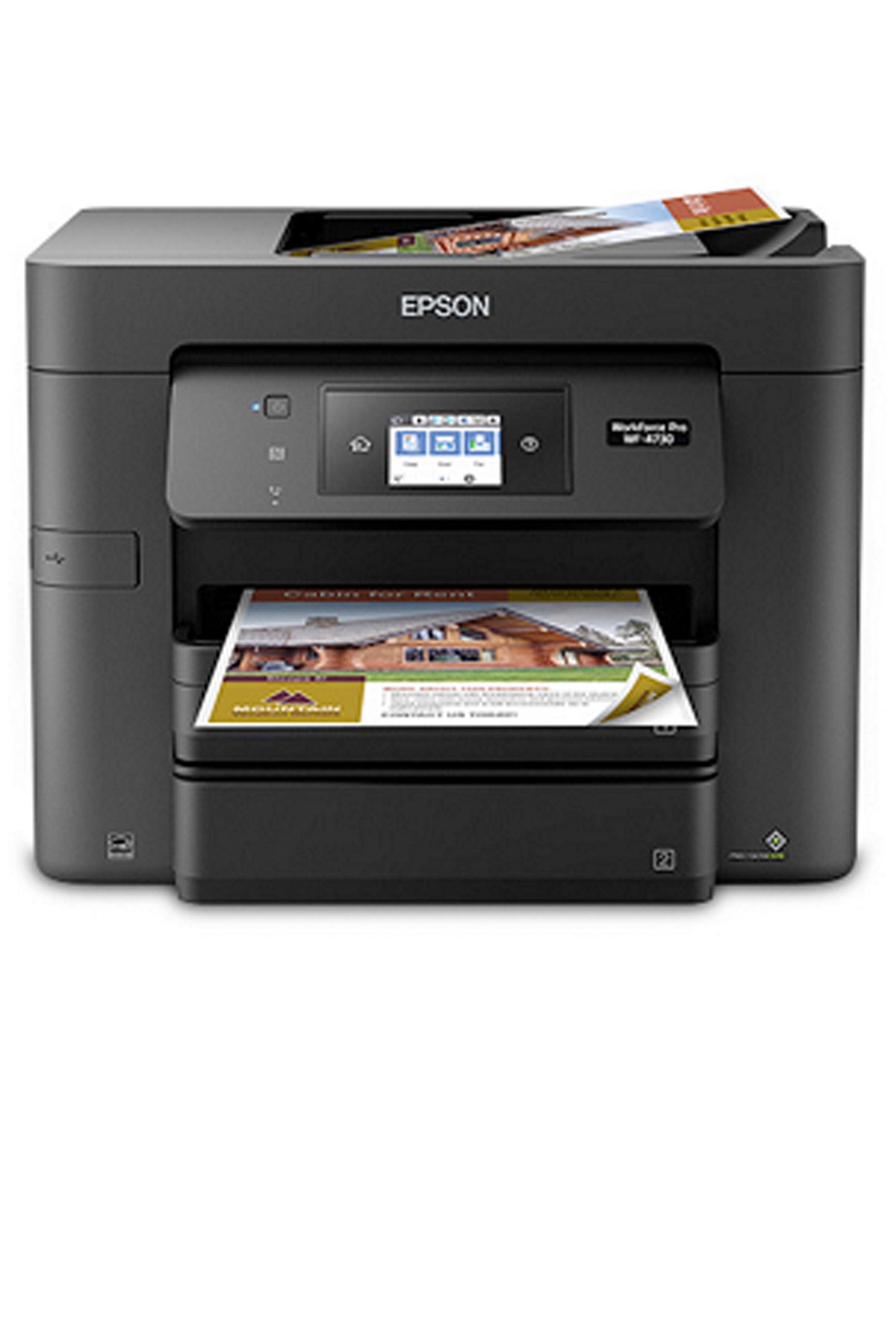 Epson WorkForce Pro WF-4730...