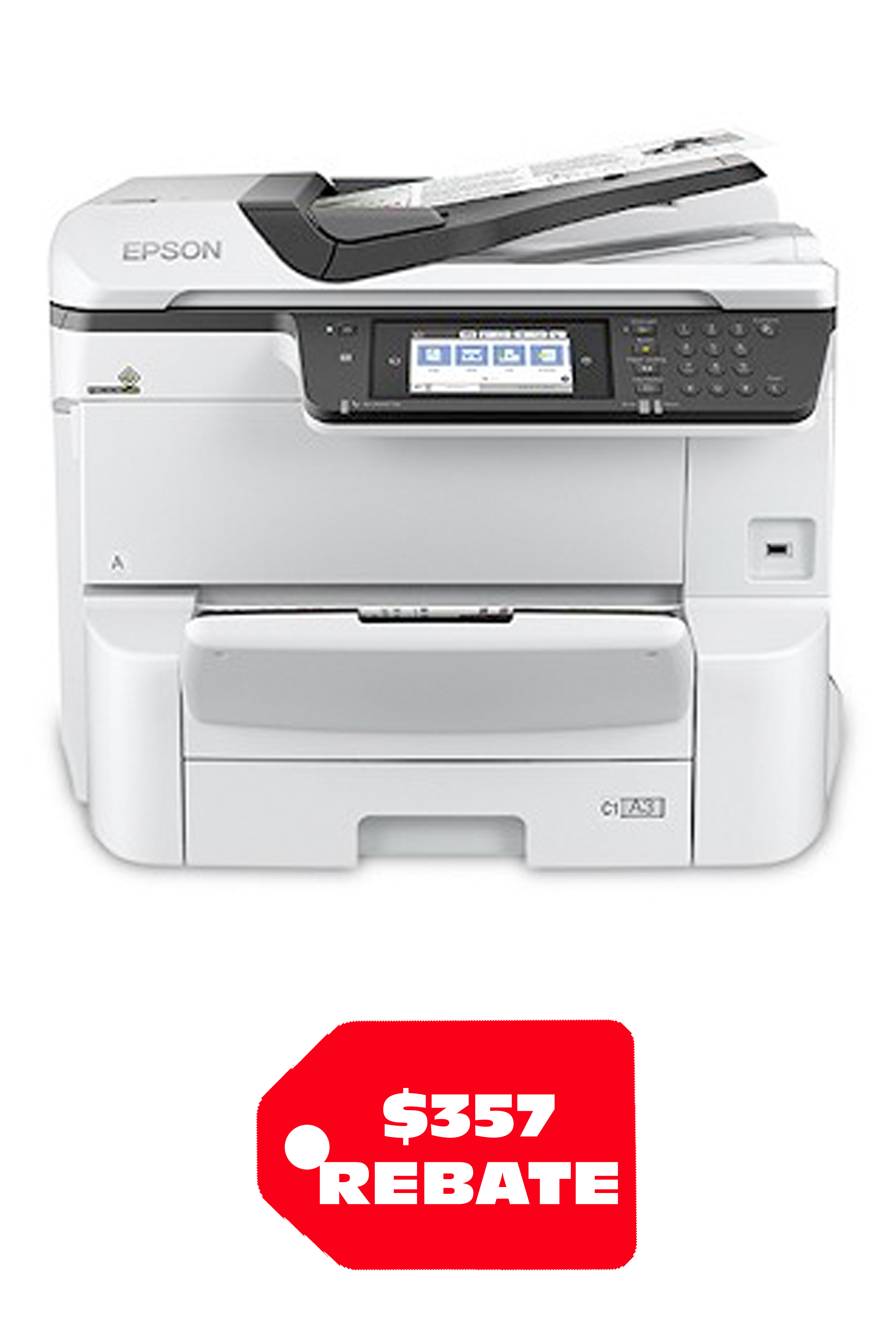 Epson EPSON WORKFORCE PRO WF-C8690 A3 COLOR MFP (24PPM)