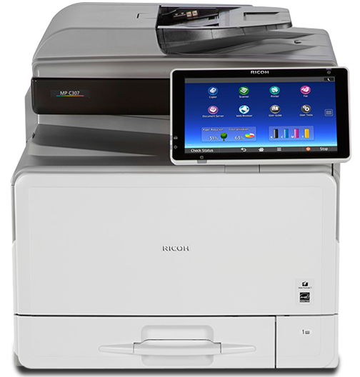 Ricoh MPC307G Color Laser Multifunction Printer (31ppm)