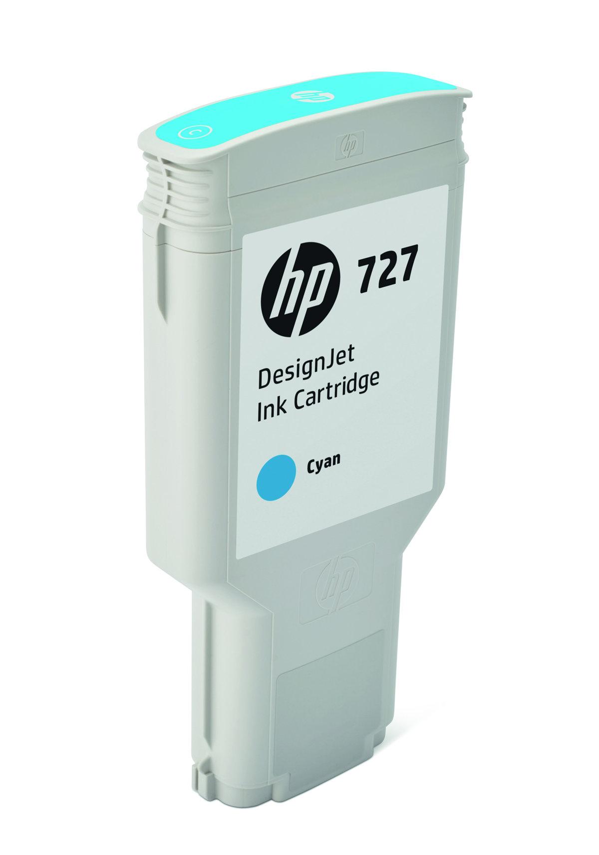 HP 727 (F9J76A) Cyan Original...