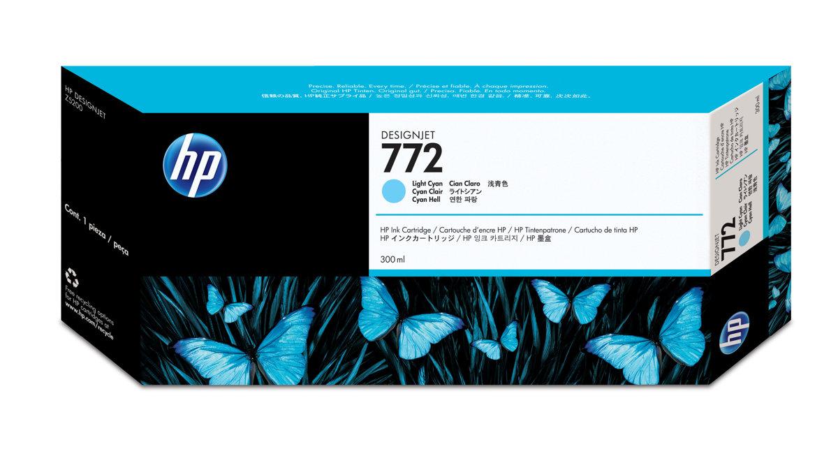 HP 772 (CN632A) Light Cyan...
