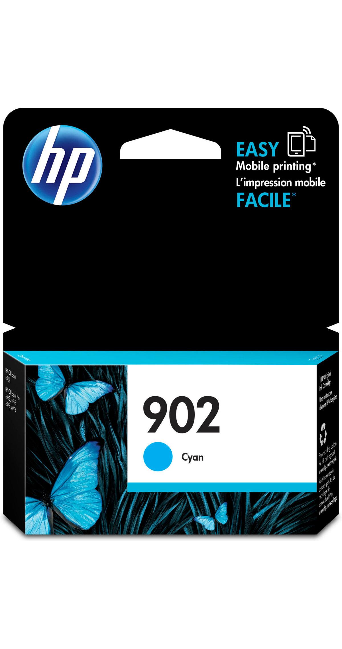 HP 902 (T6L86AN) Cyan Original...