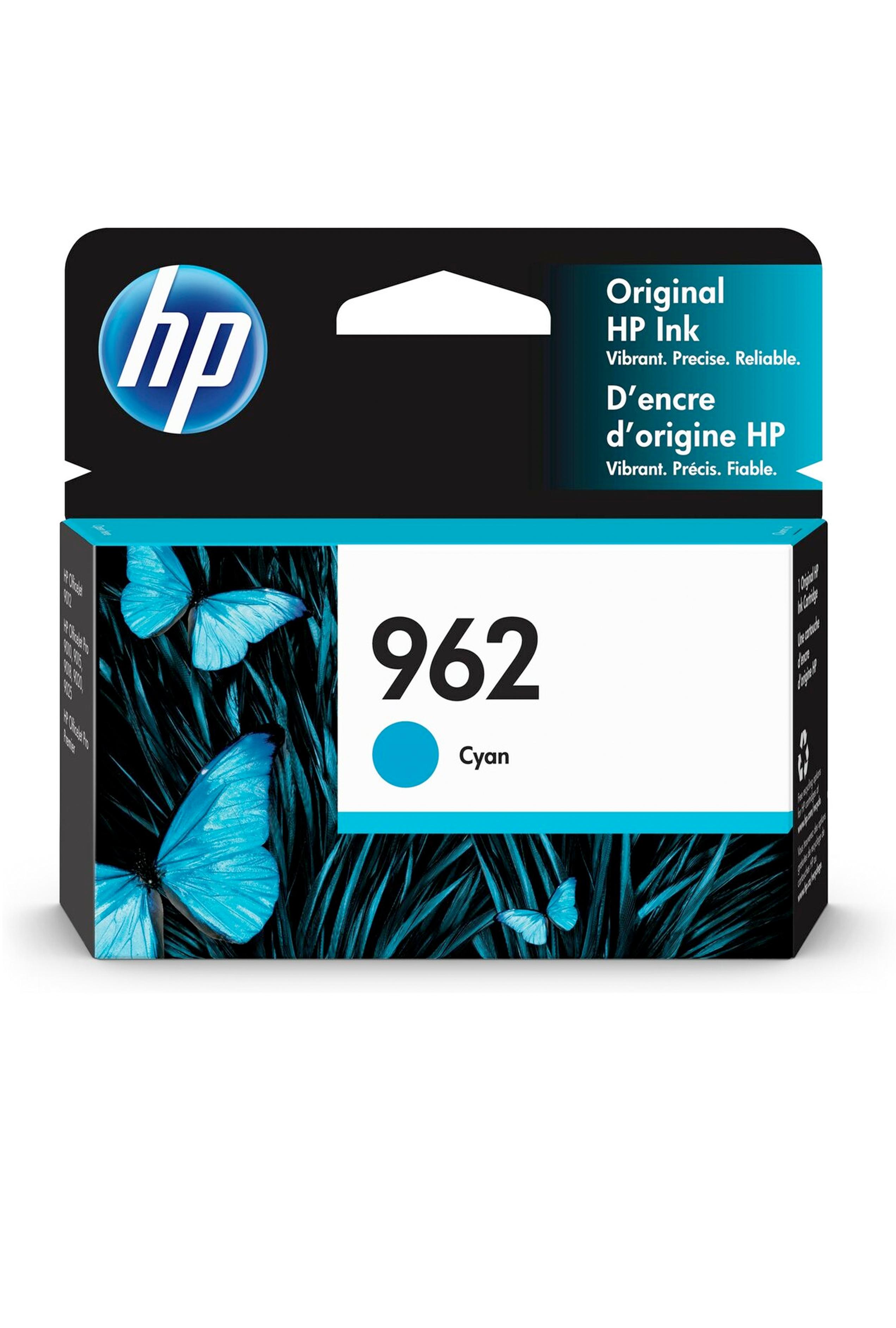 HP 962 CYAN ORIGINAL CARTRIDGE (700 YIELD) (3HZ96AN)