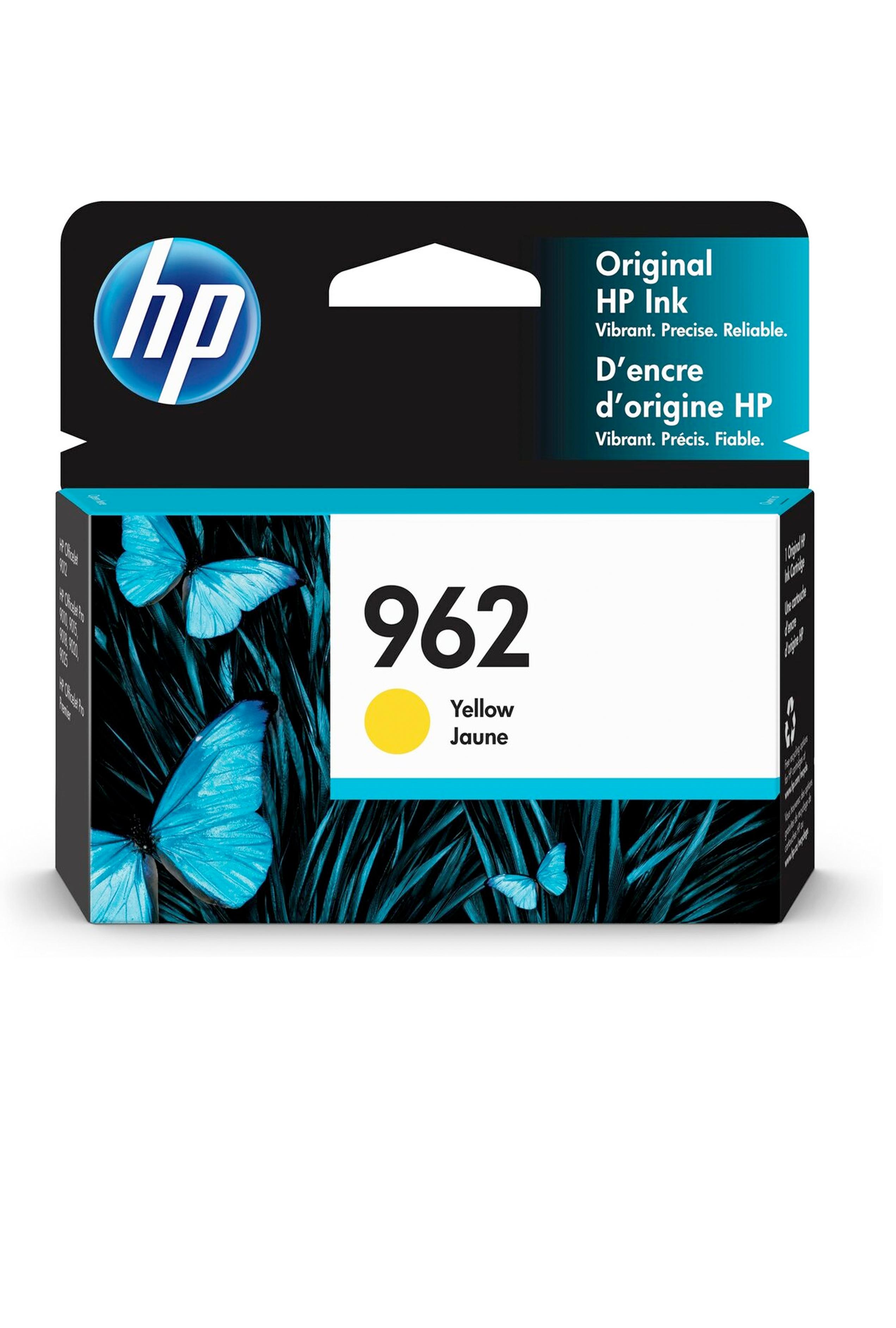 HP 962 YELLOW ORIGINAL CARTRIDGE (700 YIELD) (3HZ98AN)