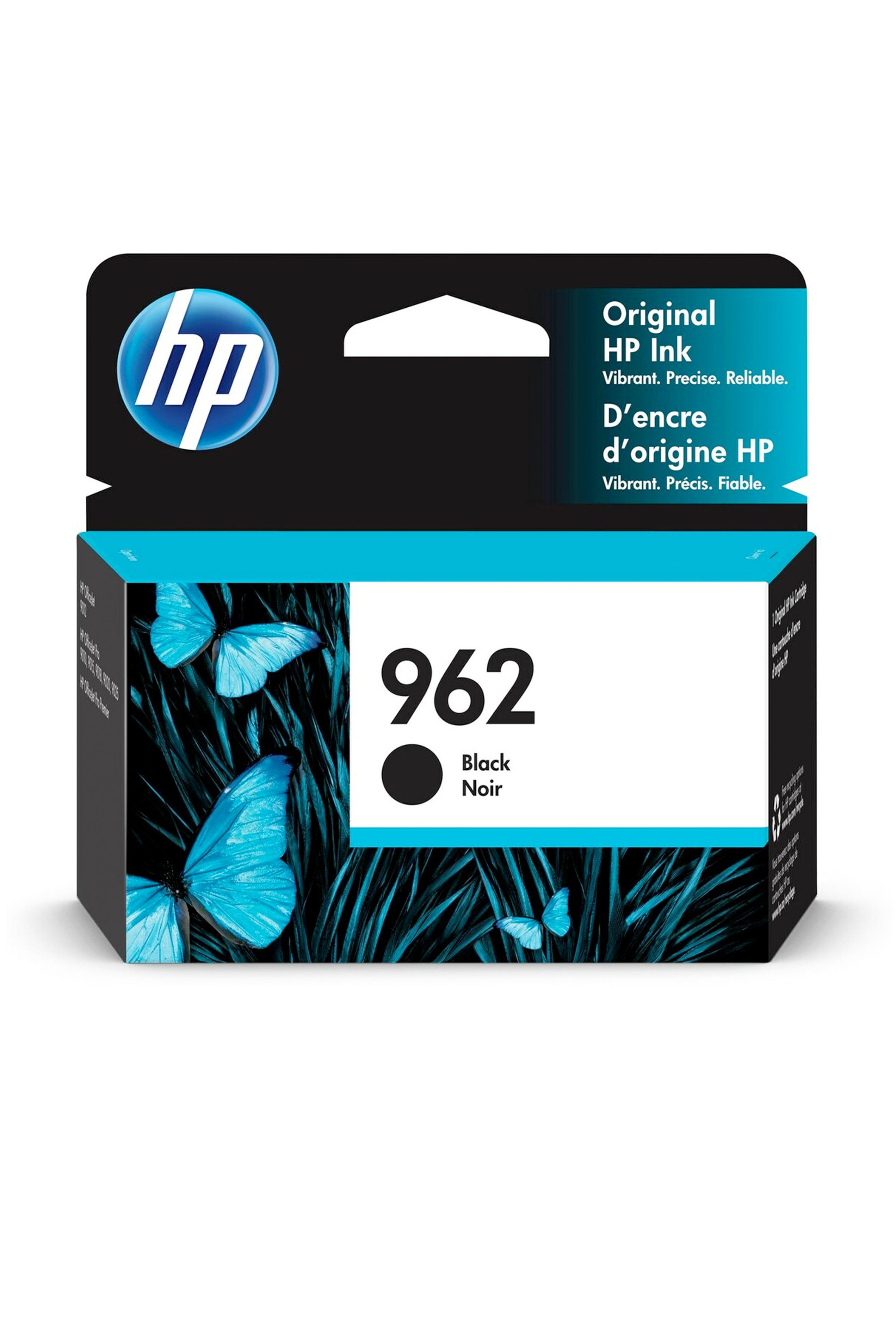 HP 962 BLACK ORIGINAL CARTRIDGE (1K) (3HZ99AN)