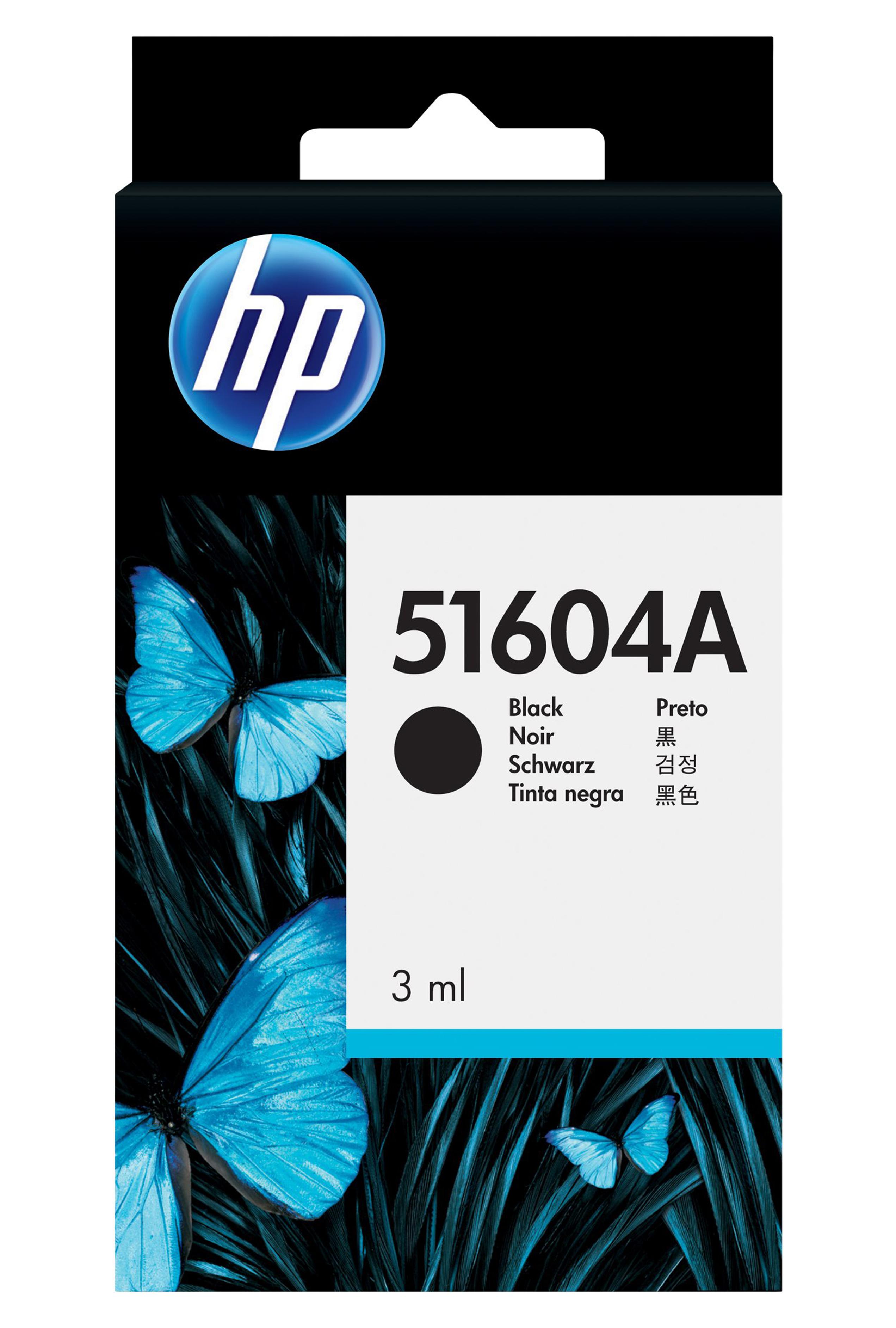 HP (51604A) Black Original...