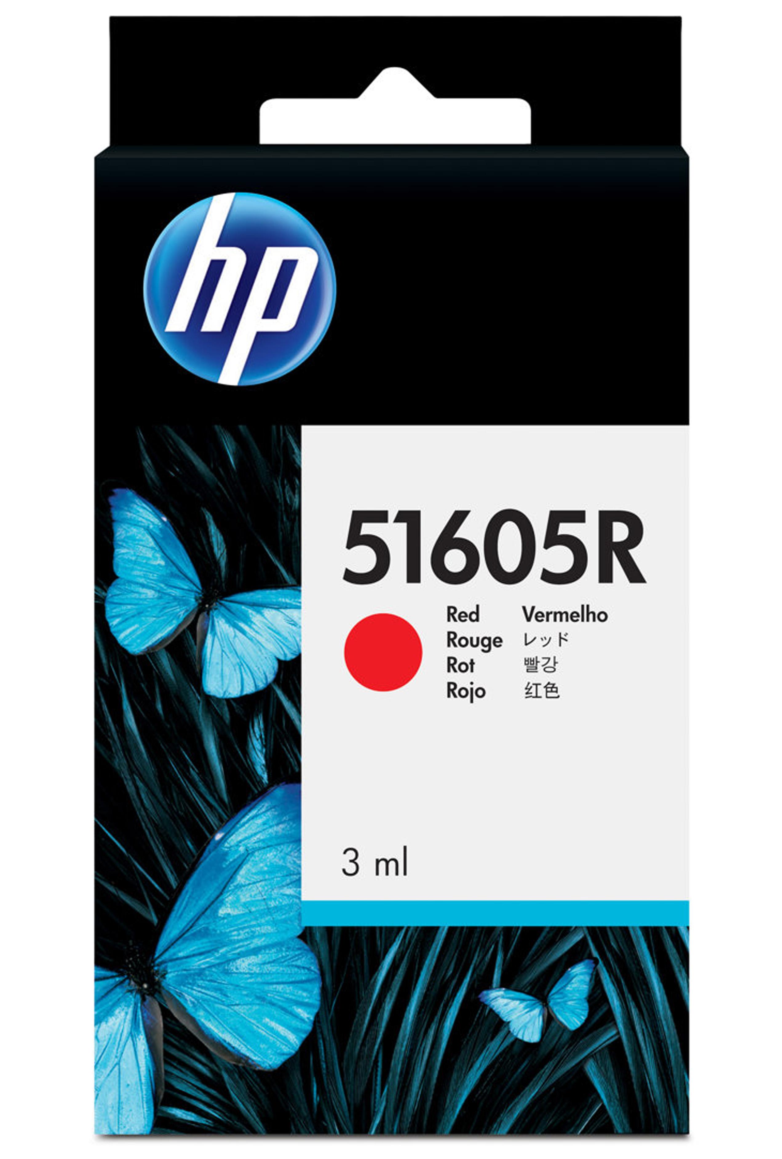 HP (51605R) Red Original...