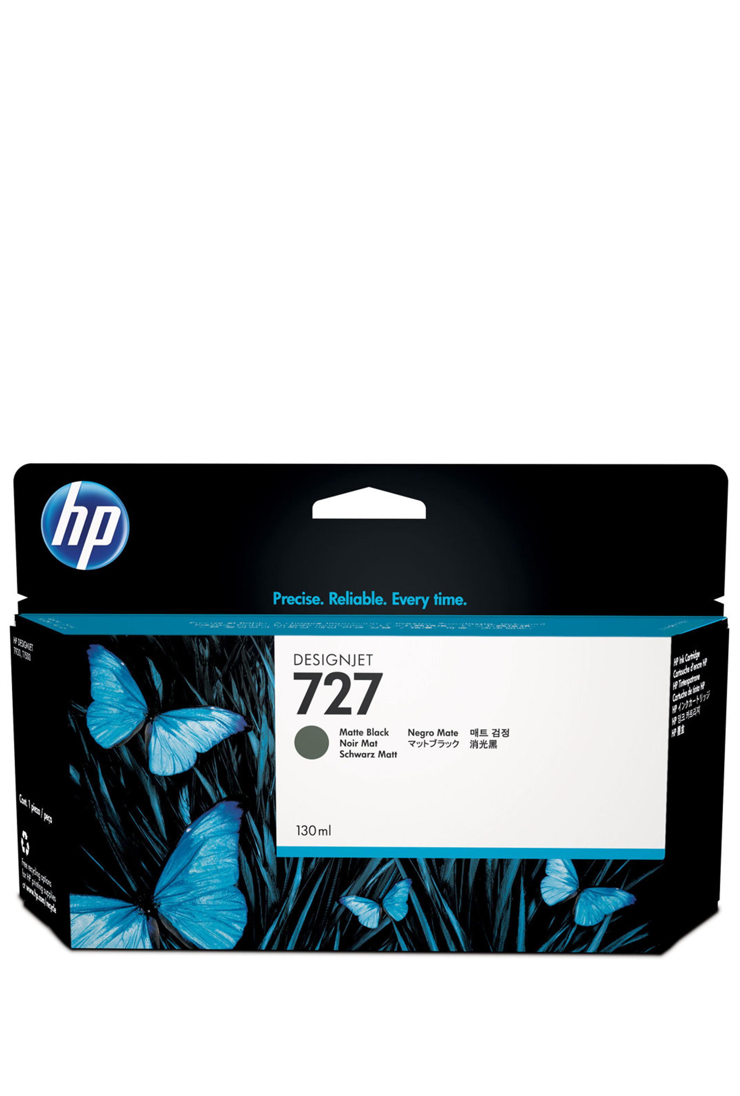HP 727 (B3P22A) Matte Black...