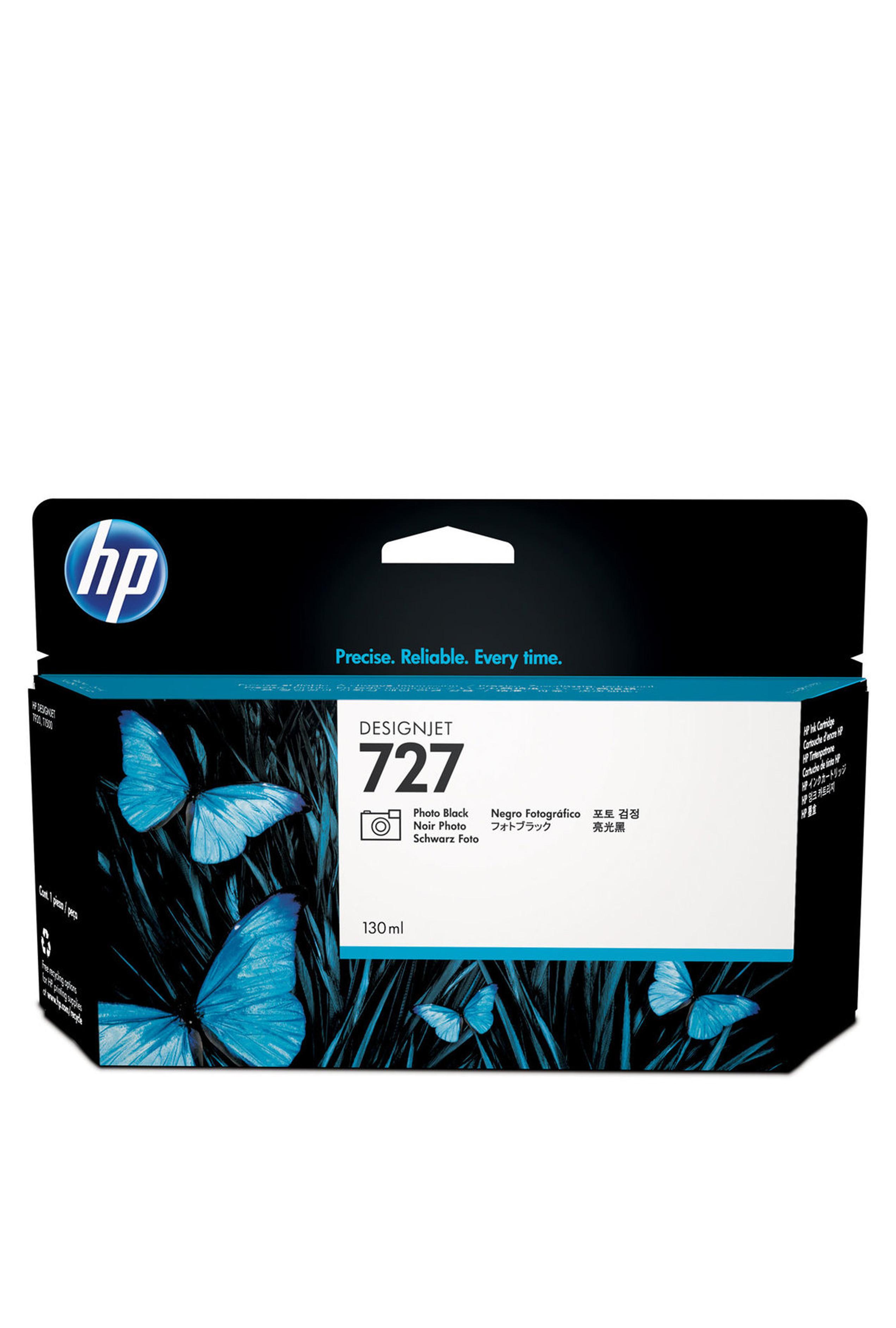 HP 727 (B3P23A) Photo Black...