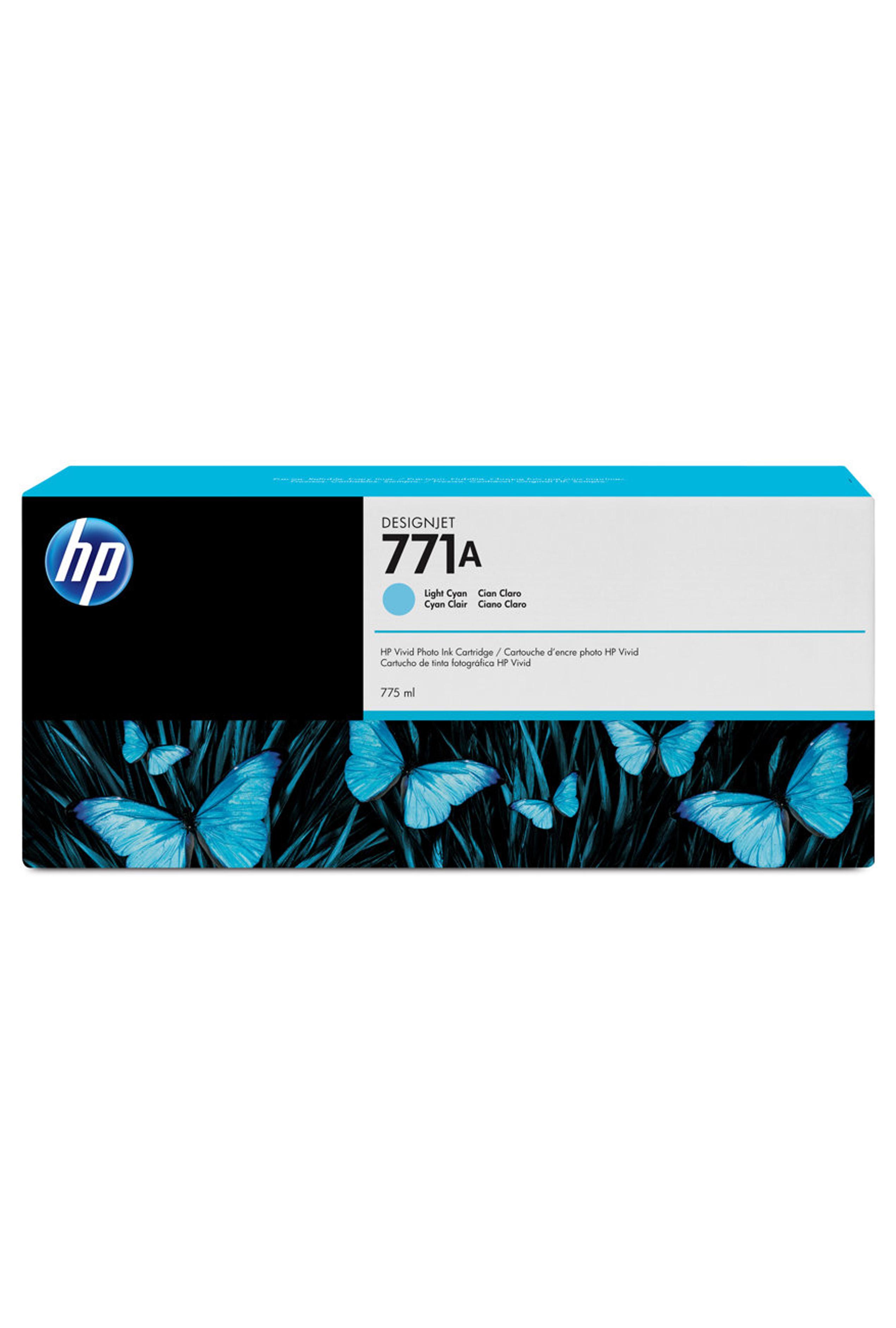 HP 771A (B6Y20A) Light Cyan...