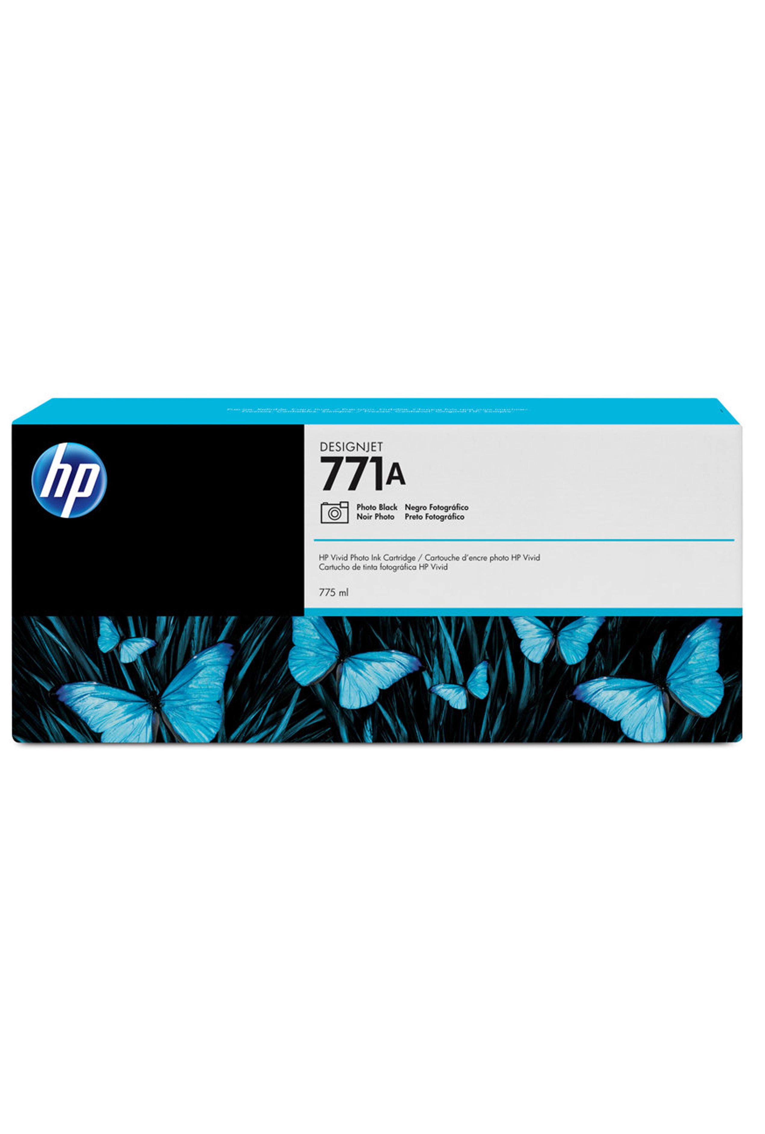 HP 771A (B6Y21A) Photo Black...